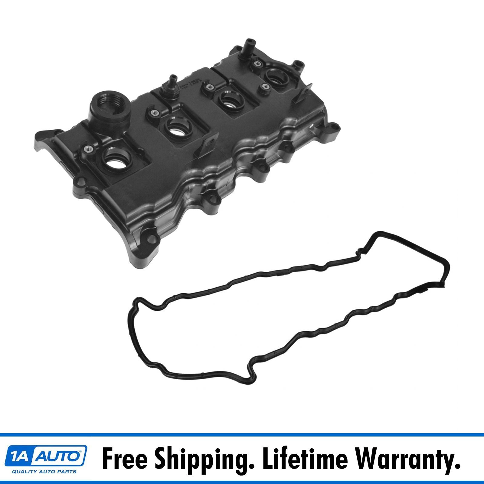 For 2007-2012 Nissan Altima Sentra SE-R 2.5L QR25DE Engine Valve Cover w// Gasket