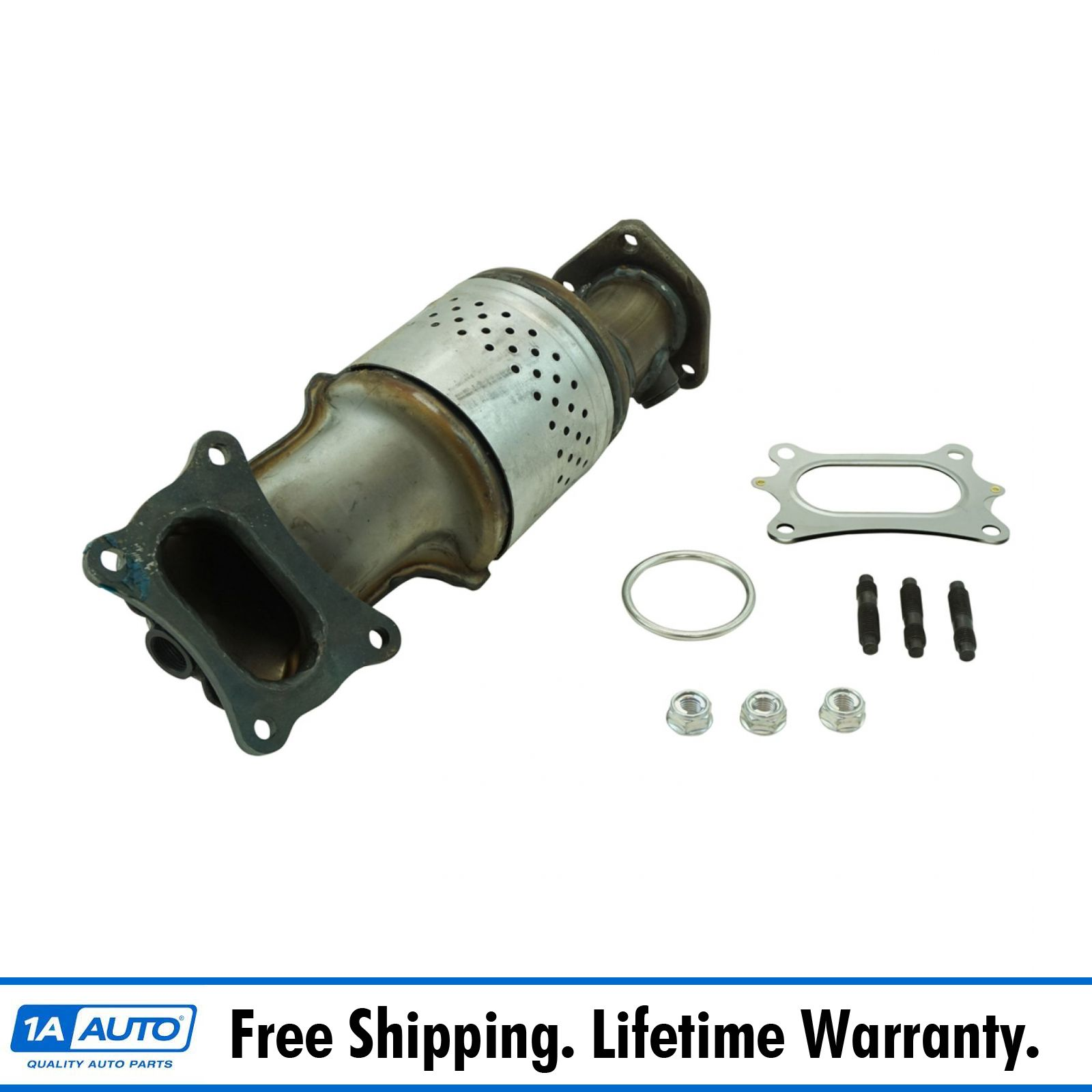 Front Exhaust Manifold Catalytic Converter with Gasket ...