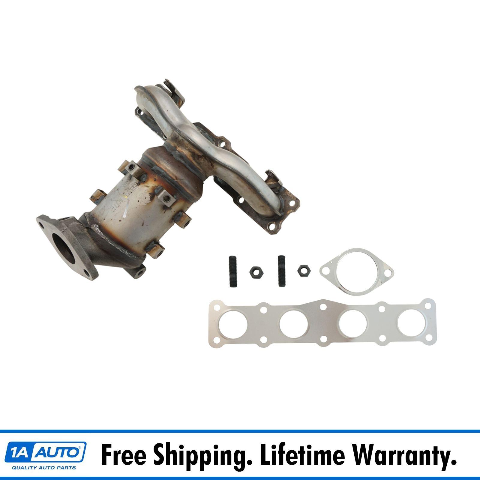 Exhaust Manifold w// Catalytic Converter Gaskets /& Hardware for Hyundai Kia New