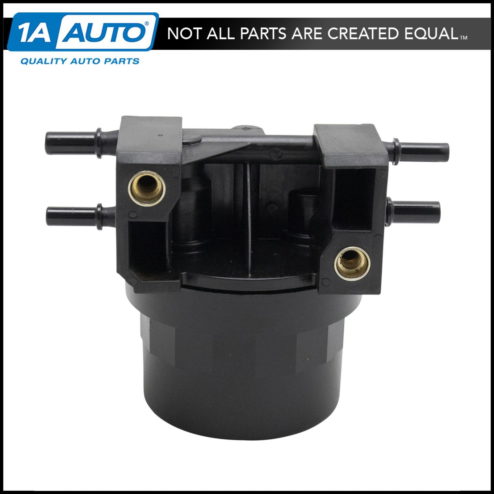 Oem Fuel Reservoir Accumulator For Ford E150 E250 F150 F250 Ranger 91 Filter Bronco