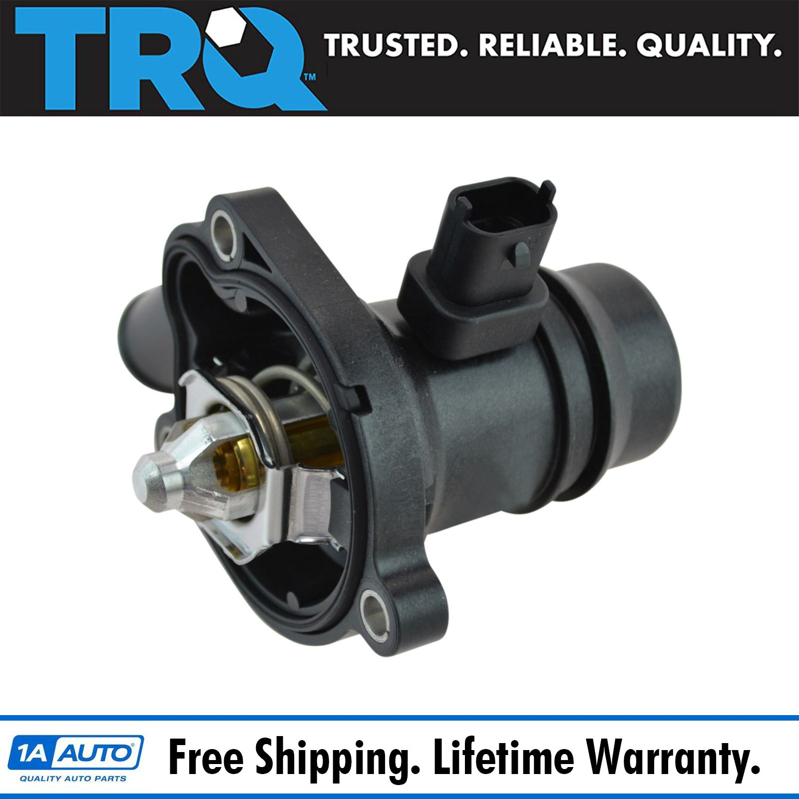 2016 Chevrolet Sonic Head Gasket: Thermostat Coolant Housing Water Outlet For Chevy Buick 1