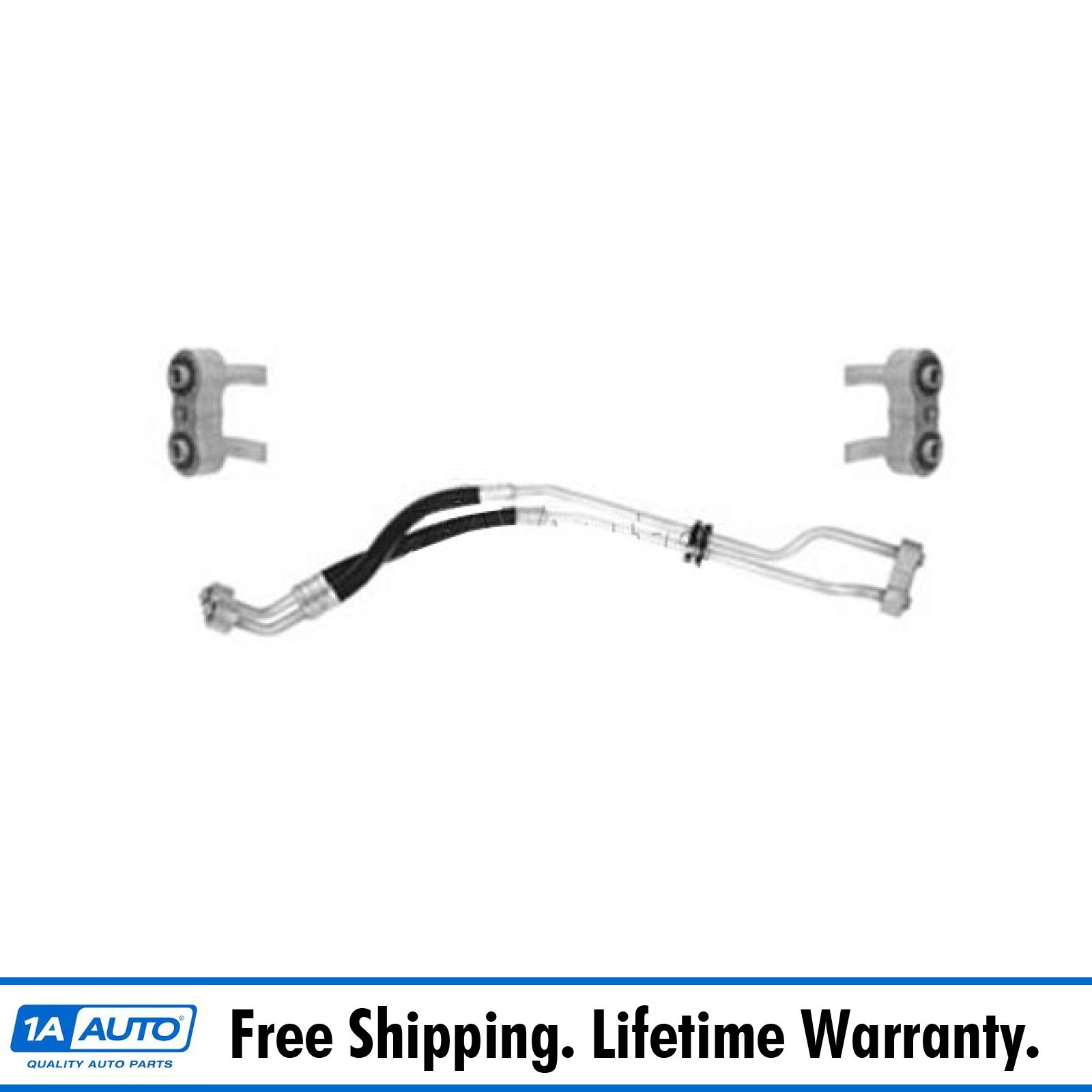 For 1996-2005 Chevrolet Astro Auto Trans Oil Cooler Hose Assembly Dorman 22361SS