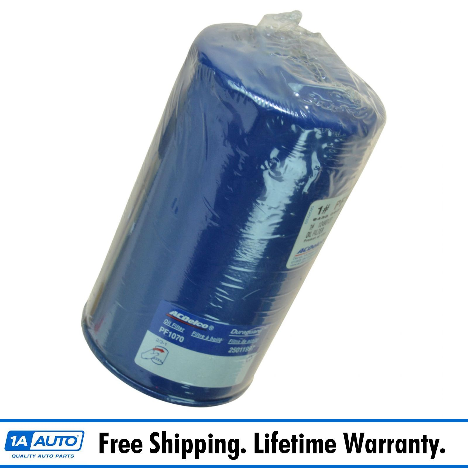 6 Dodge RAM  AC-Delco Oil Filters PF1070