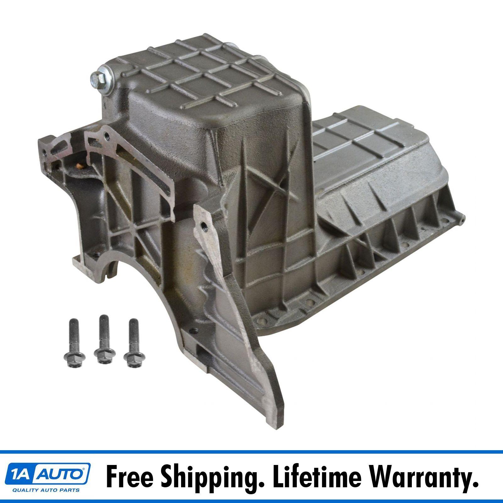 Dorman Engine Oil Pan For S10 Pickup Truck Bravada Blazer Safari Chevy Description Olds
