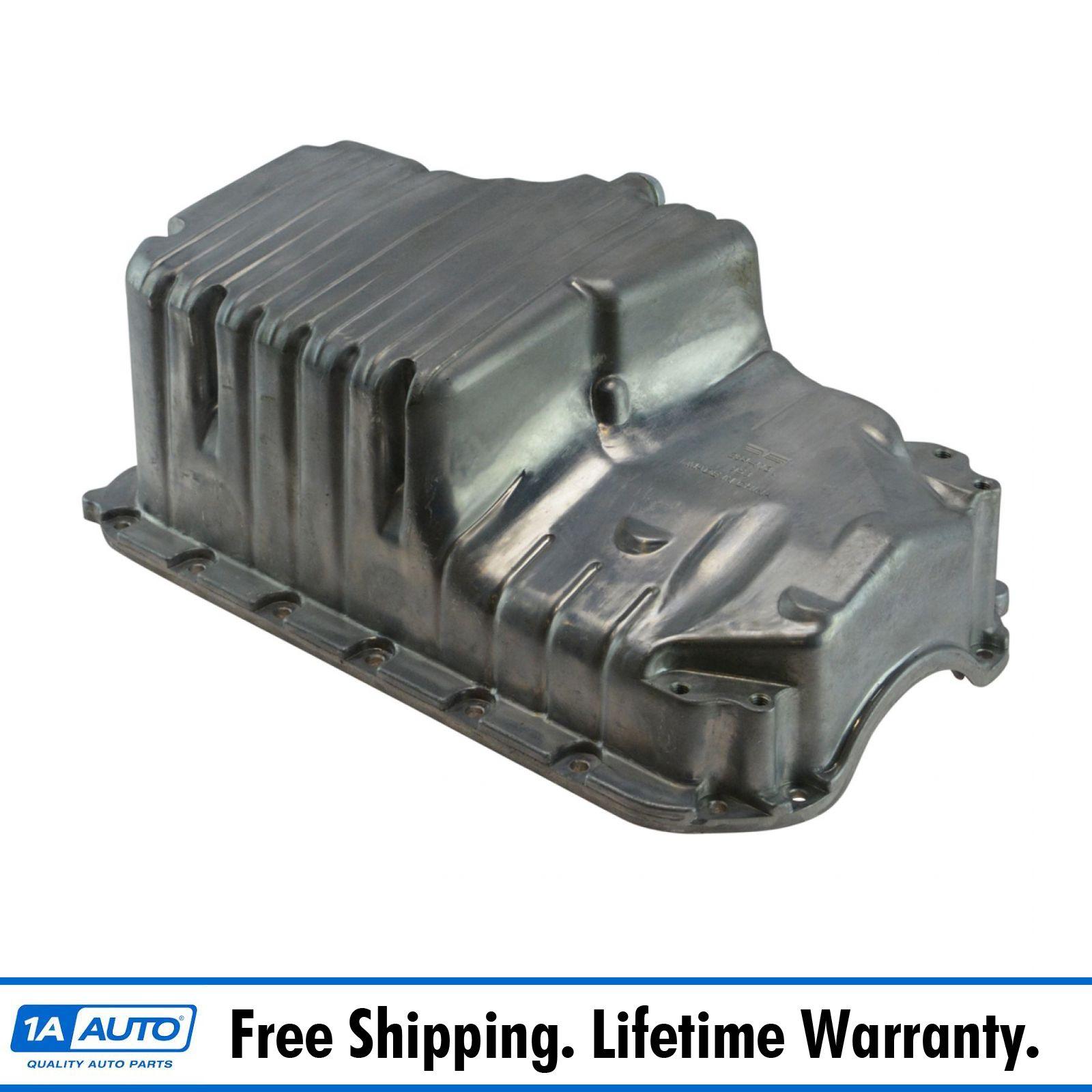 One New Genuine Engine Oil Pan 11200P2J000 for Honda Civic
