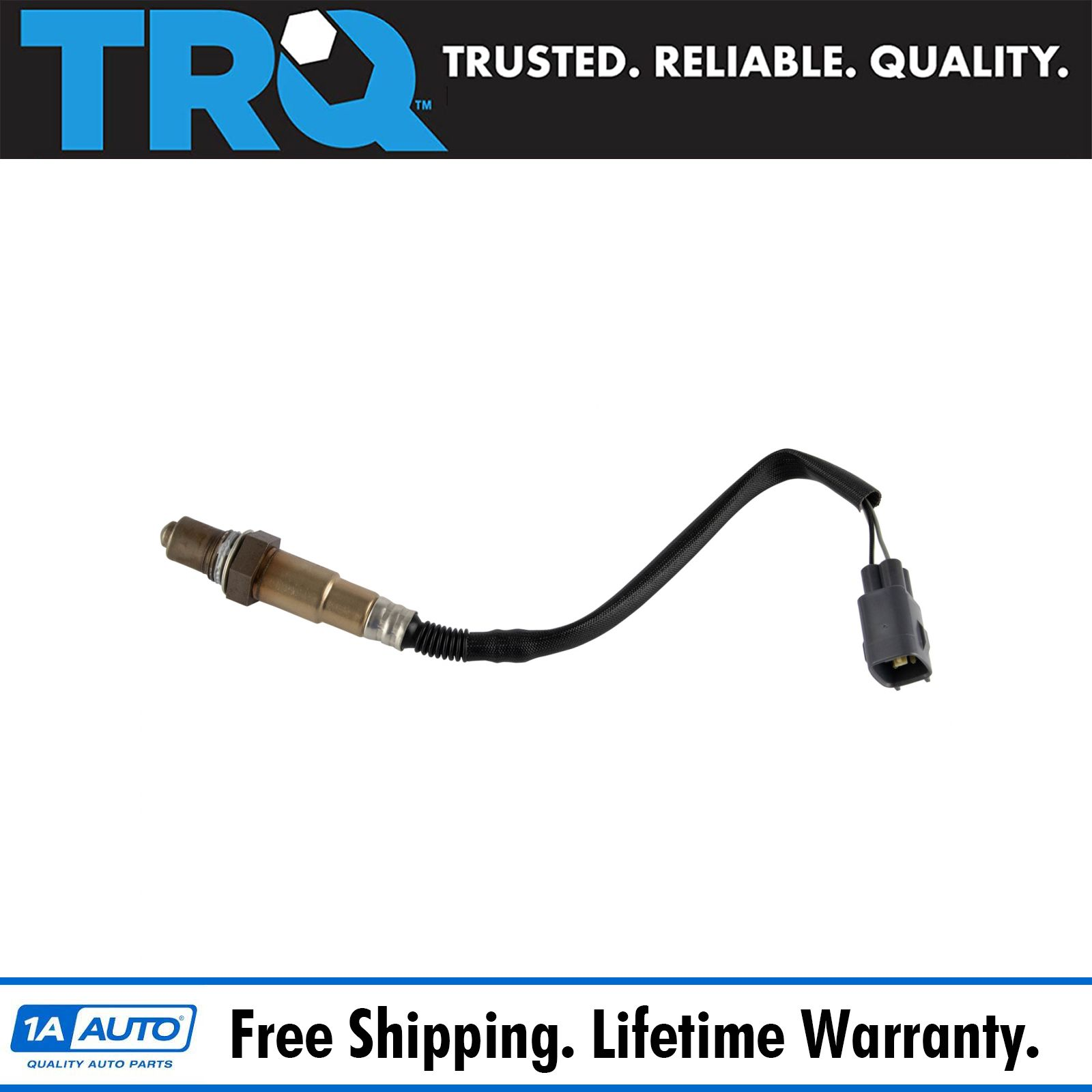 2005 Lexus Sc430 Oxygen Sensor 4 3l: Direct Fit O2 Oxygen Sensor Front Heated For Toyota Tundra