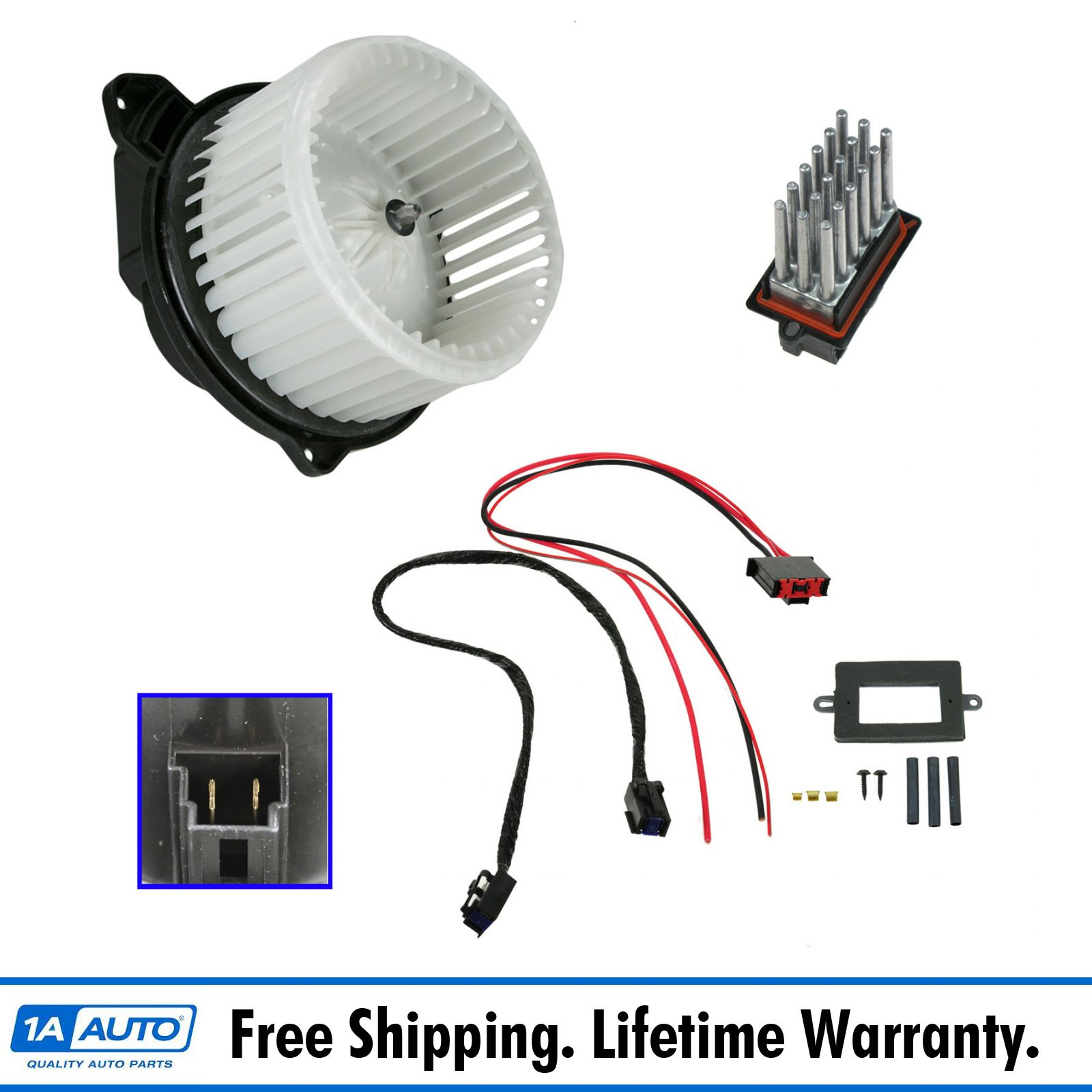 2002 jeep grand cherokee heater wiring blower motor and resistor upgraded atc kit set for 02 04 jeep  blower motor and resistor upgraded atc