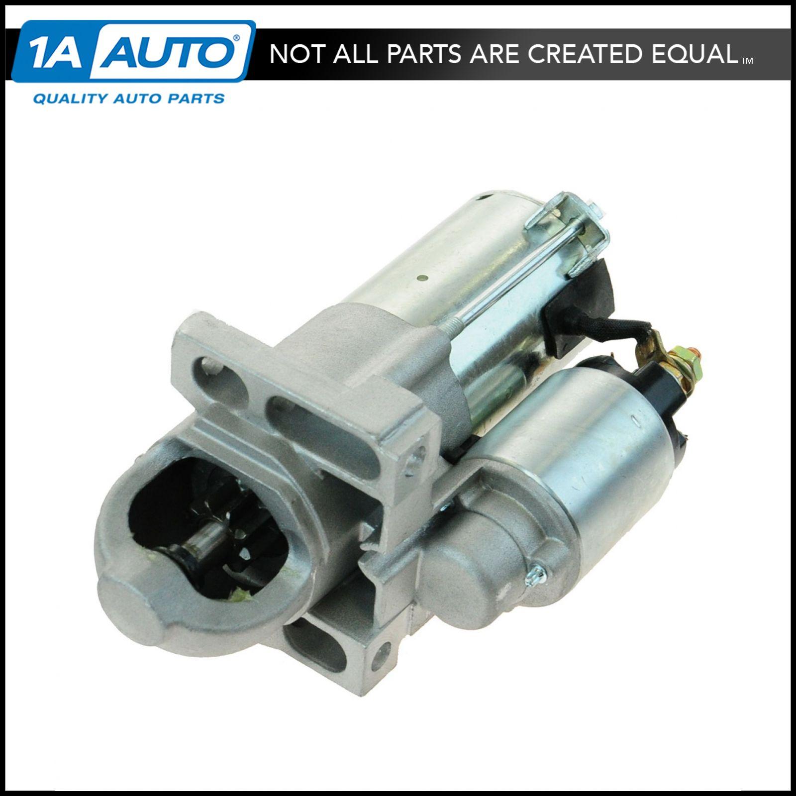2007 GMC Savana1500 Truck  8 Cylinder 5.3 Liter Engine  Starter Motor