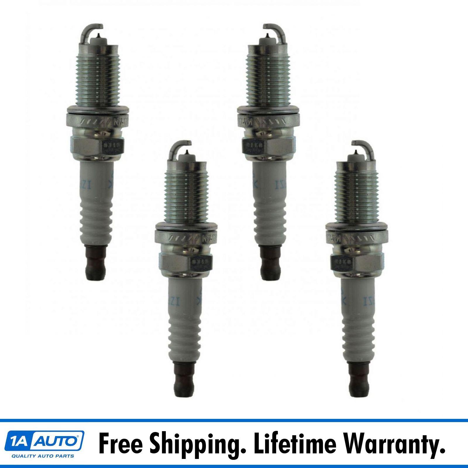 6 NGK Laser Platinum Plug Spark Plugs 2009-2010 Dodge Journey 3.5L V6 Kit