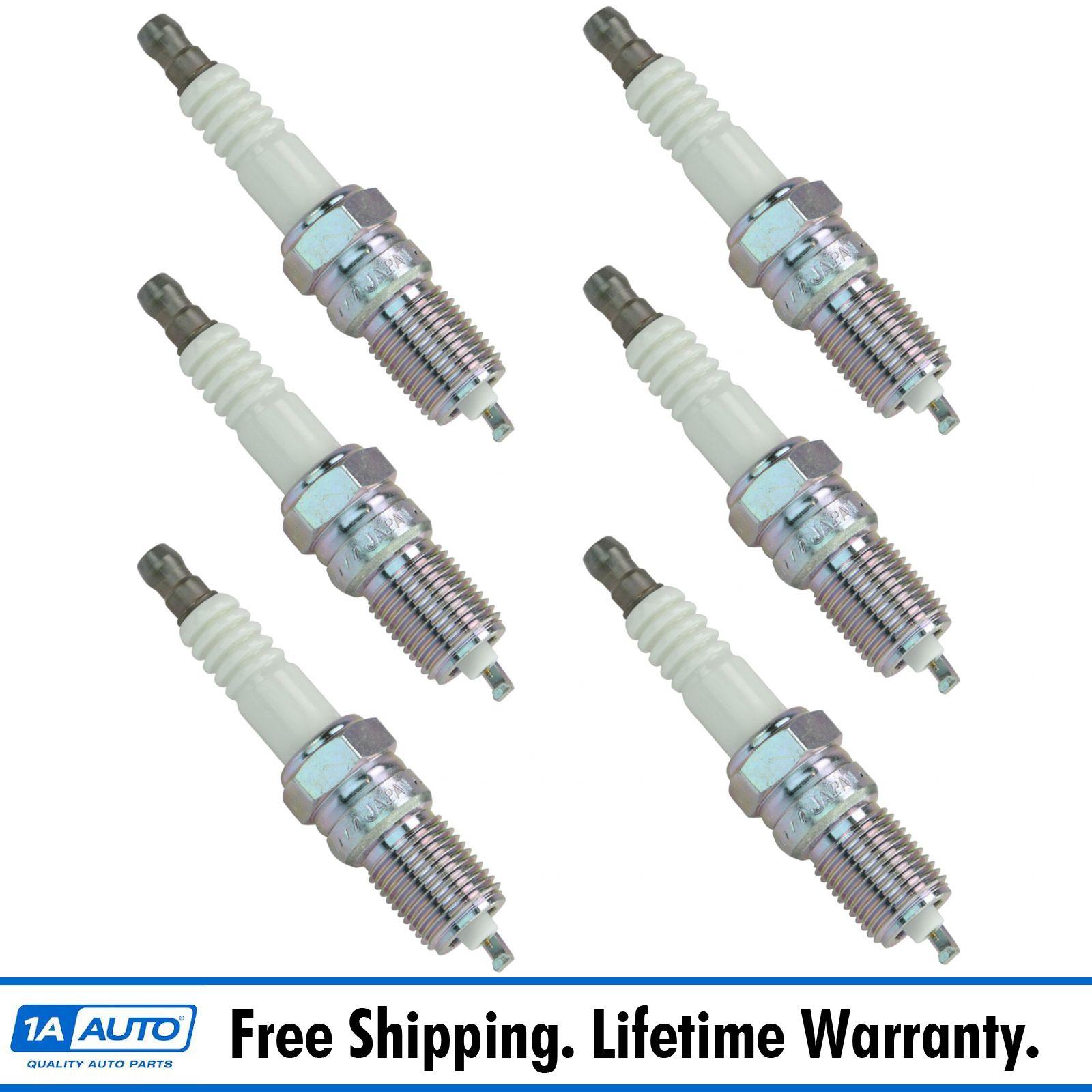 "Set of 6 NGK /""PLATINUM/"" Spark Plugs for Pontiac Grand Prix 3.1L 3.4L 3.8L"