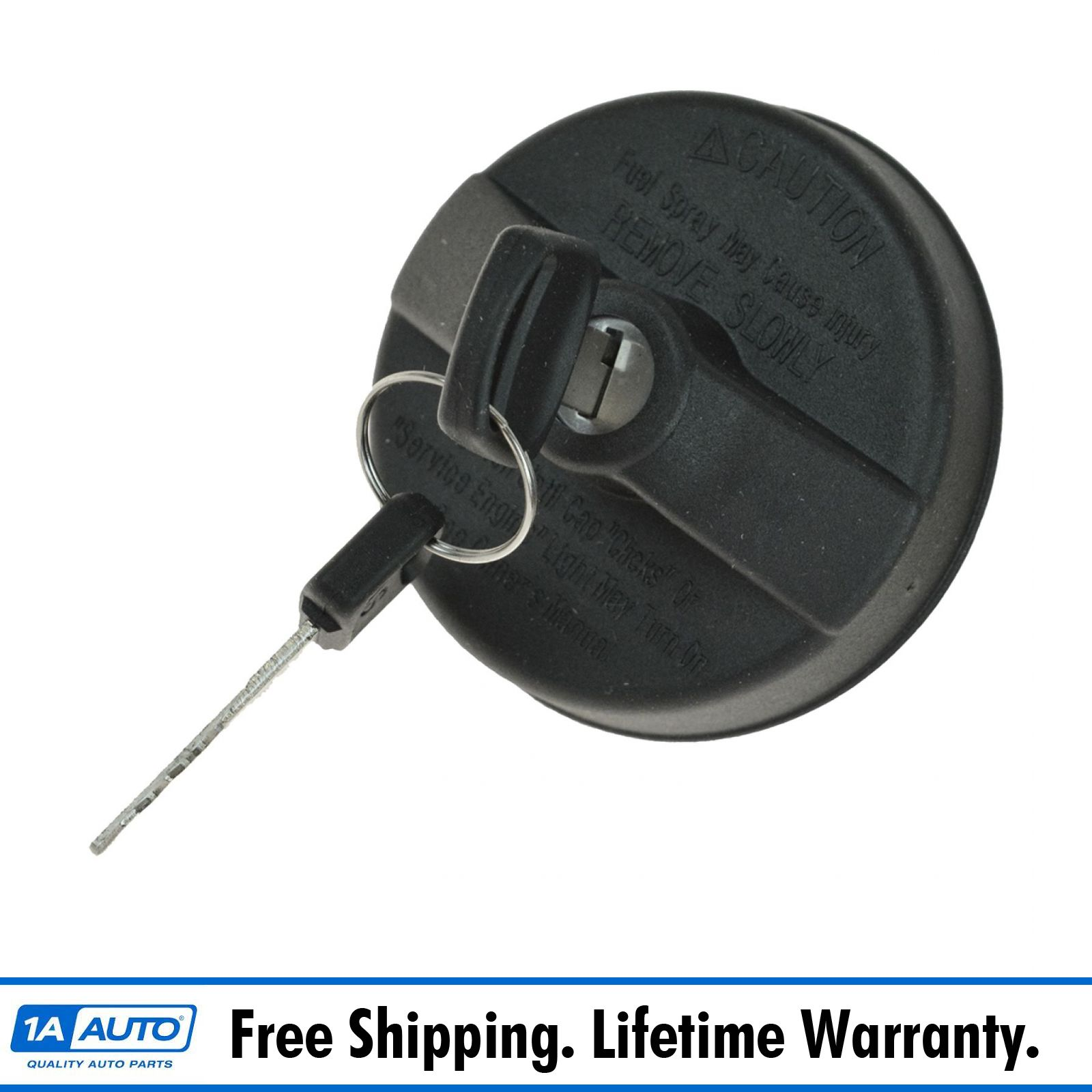 Locking Gas Fuel Cap For Buick Cadillac Chevy GMC Isuzu