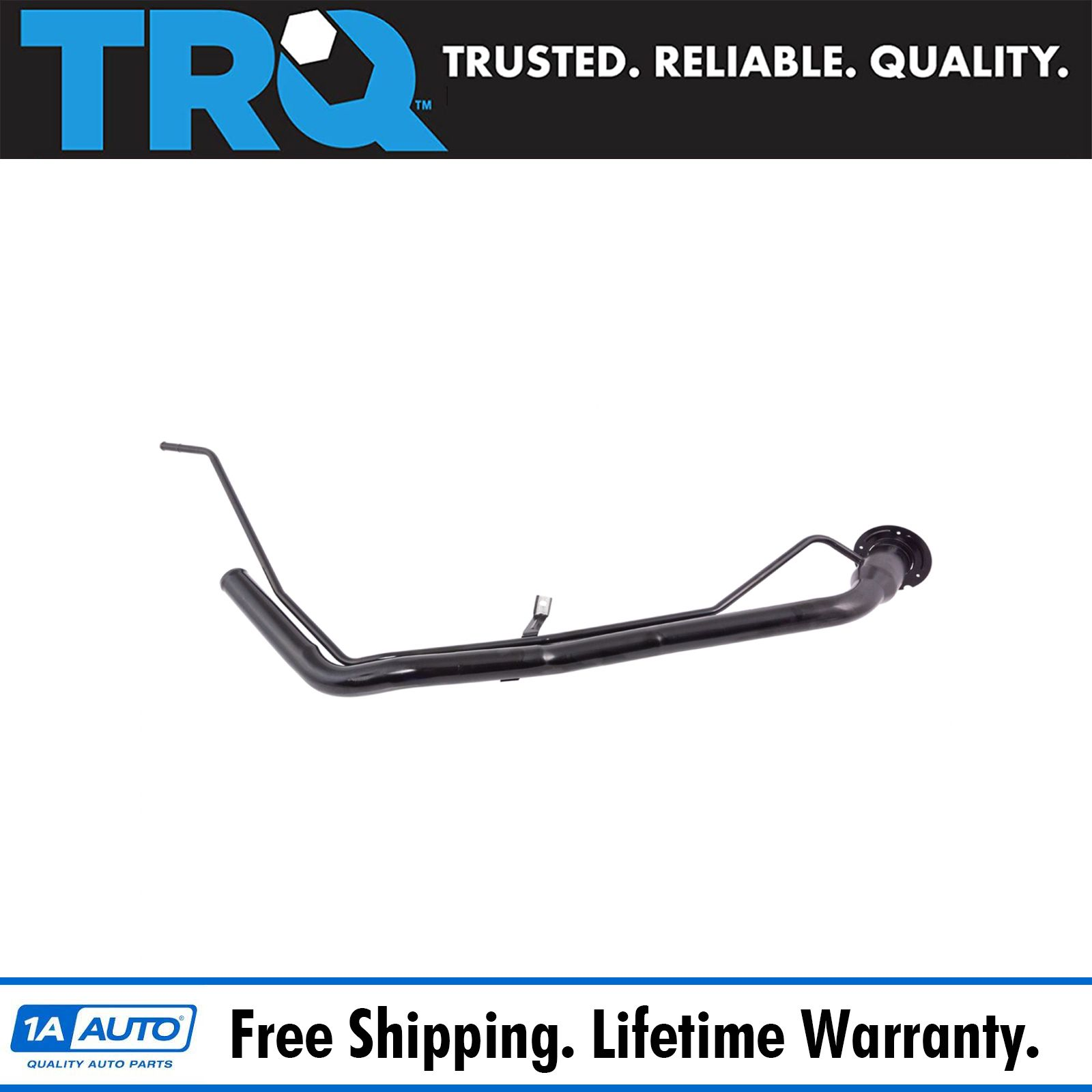 FUEL FILLER PIPE ASSEMBLY 01-05 FORD MUSTANG BRAND NEW!