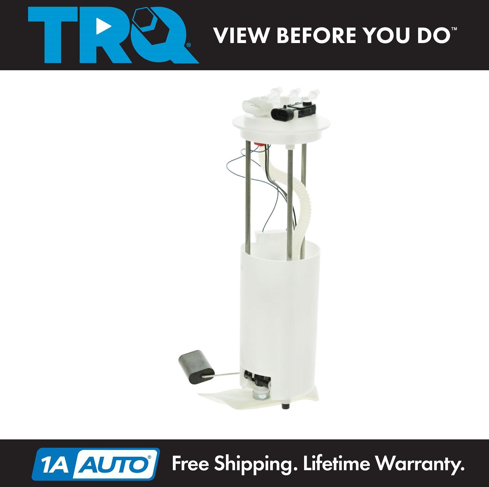 TRQ Gas Fuel Pump & Sending Unit And Module for Chevy Astro GMC Safari 4.3L