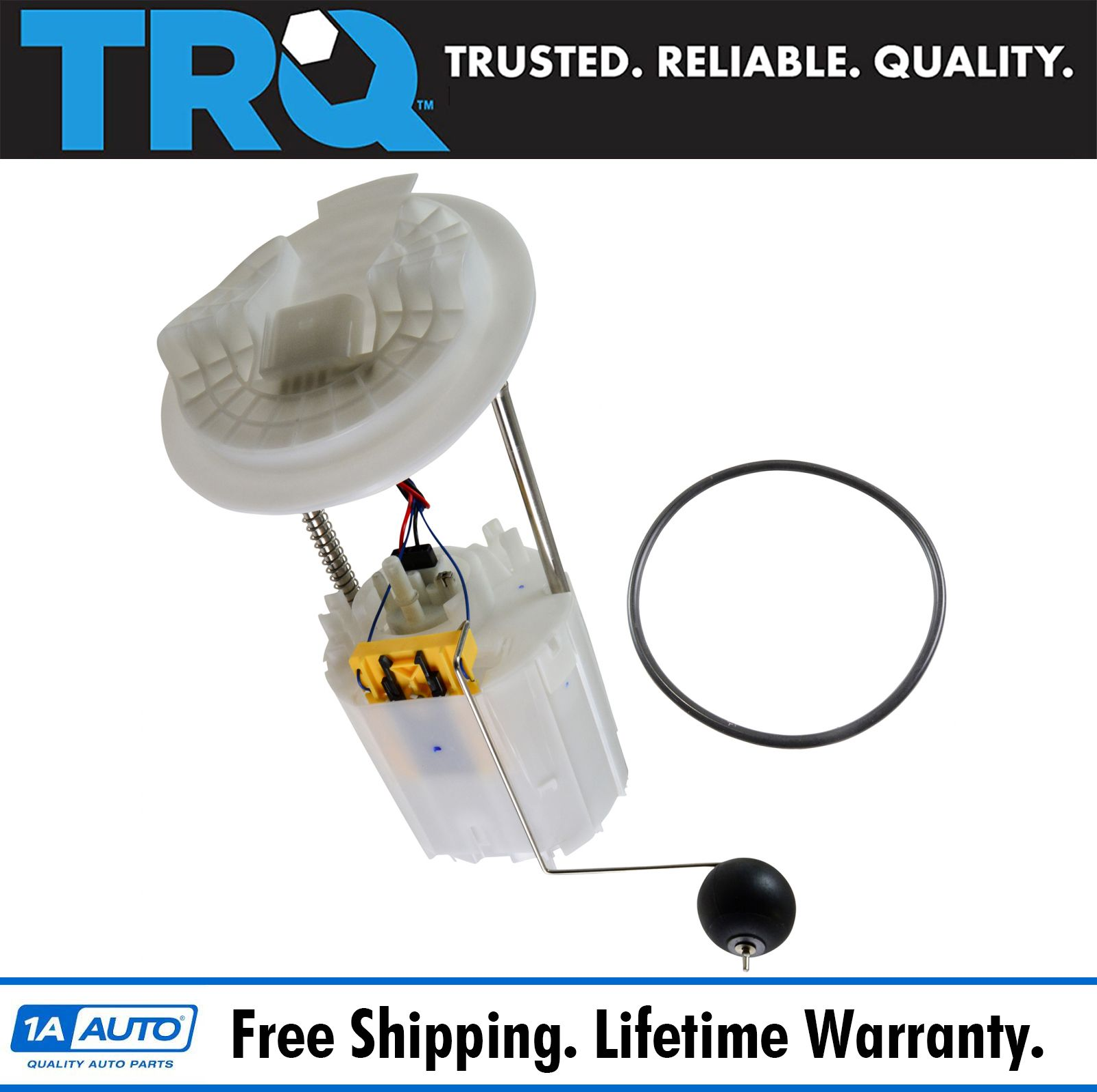 TRQ Fuel Gas Pump Sending Unit Module Assembly for Lacrosse Impala Grand Prix V6
