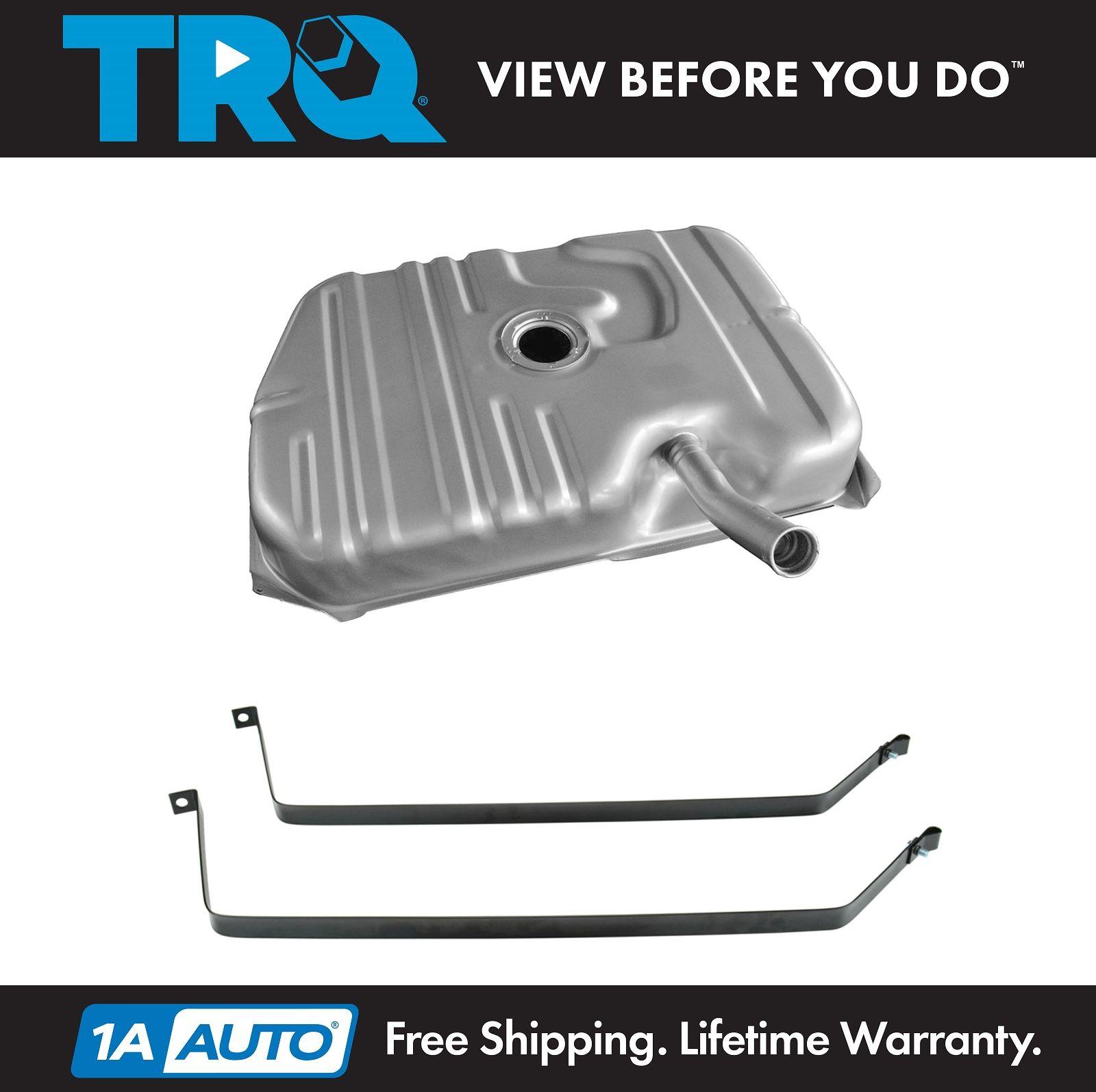 Gas Fuel Tank 17 Gallon w// Strap Kit Set for Century Regal Cutlass//Supreme RWD