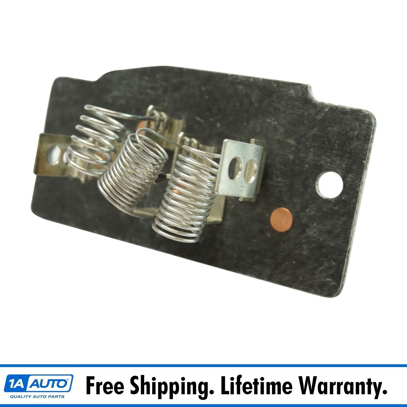 Heater Blower Motor Resistor for Ford LTD Mercury Lincoln