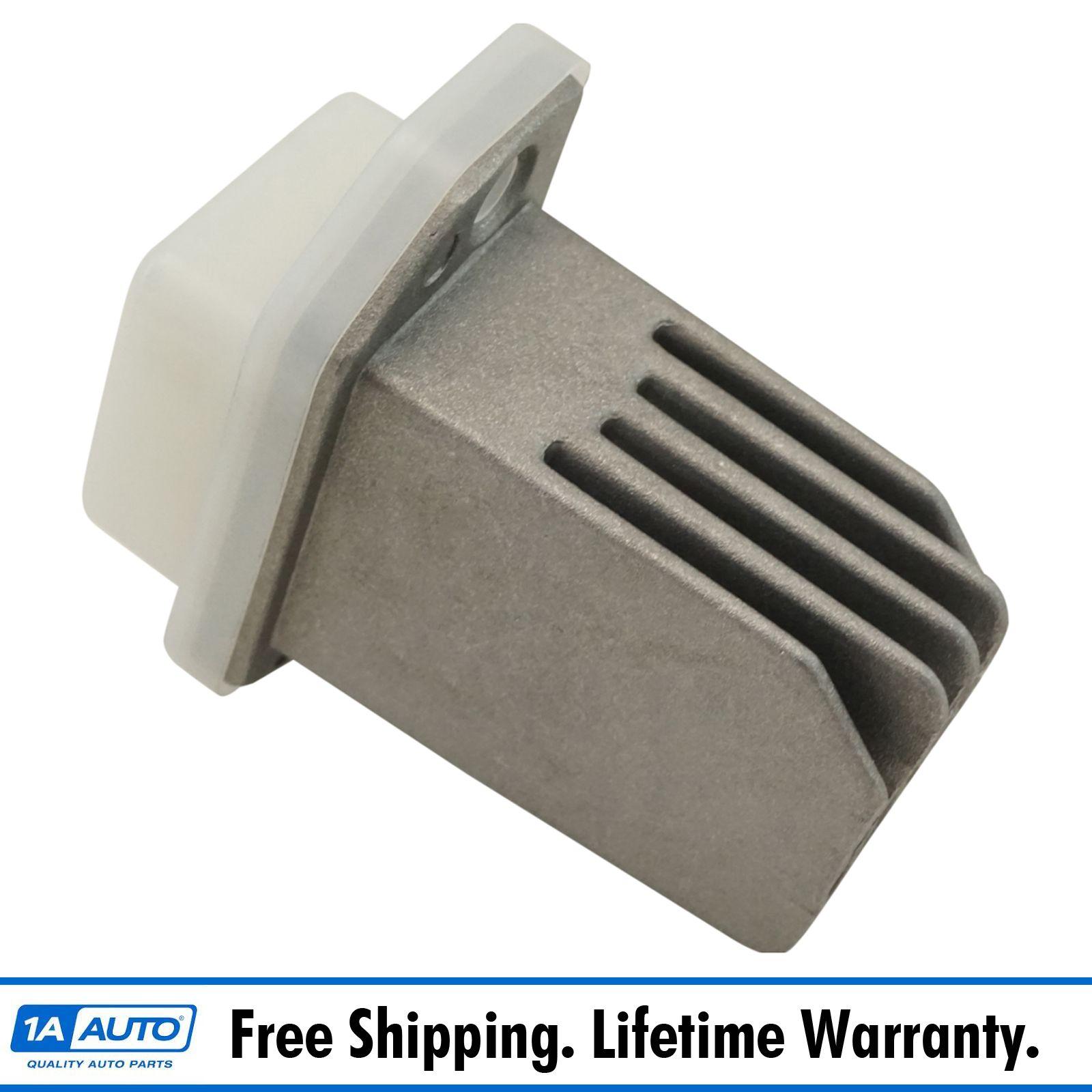 Details about Heater Blower Motor Resistor Controller for NV1500 NV2500  NV3500 Rogue Sentra