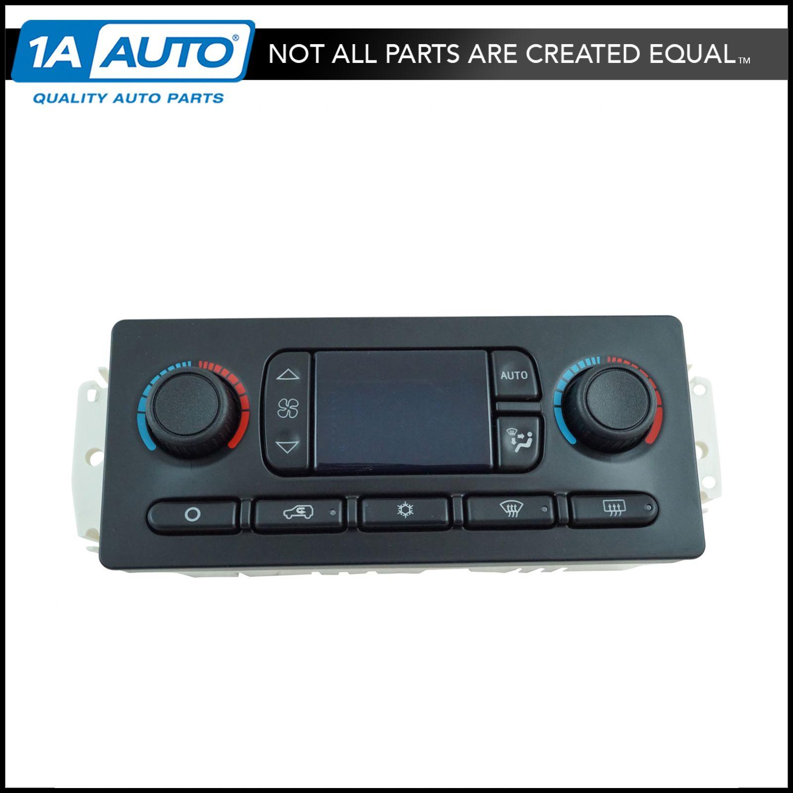Dorman HVAC Control Module For Cadillac Escalade ESV /& Chevy Avalanche