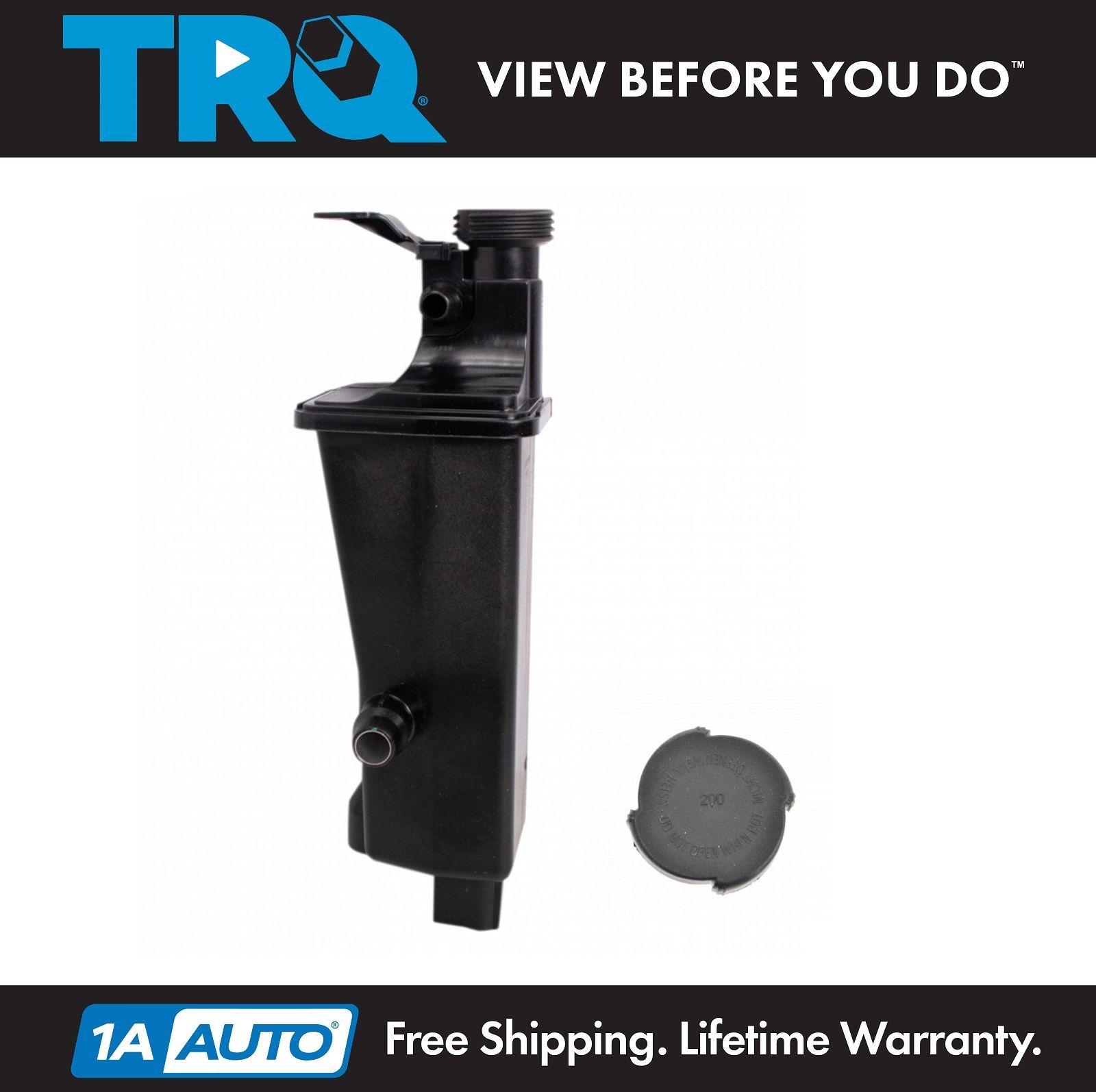 Radiator Reservoir Overflow Tank kit+Engine Coolant Antifreeze For BMW 3 x3 x5