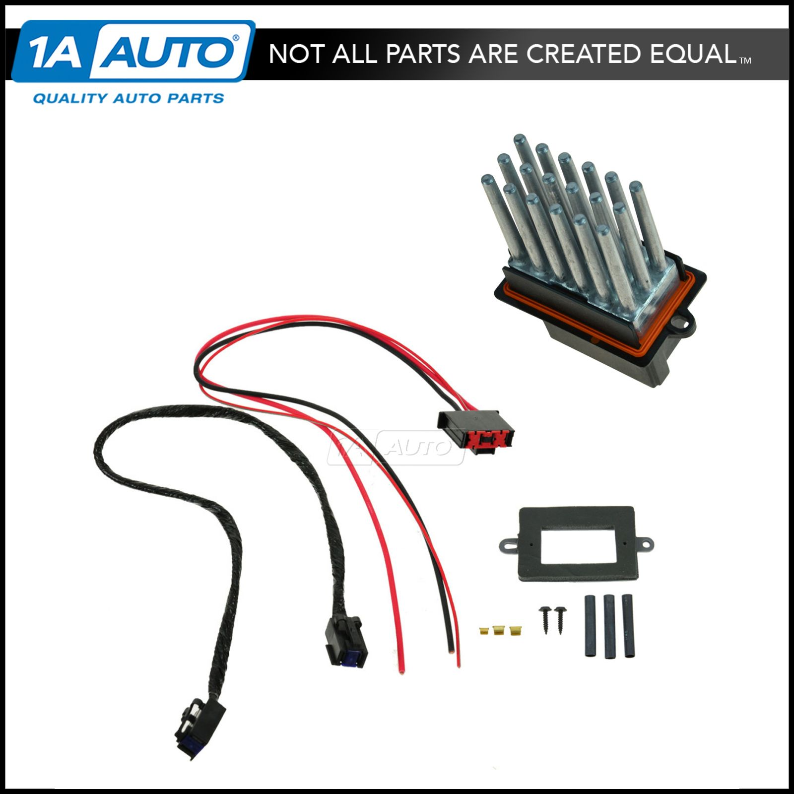 OEM Blower Motor Resistor Wiring Harness Upgrade Kit for Jeep Grand Cherokee  New