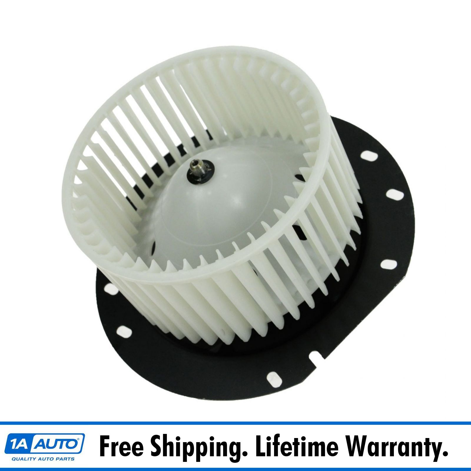 a c heater blower motor w fan cage for 97 13 ford e350. Black Bedroom Furniture Sets. Home Design Ideas