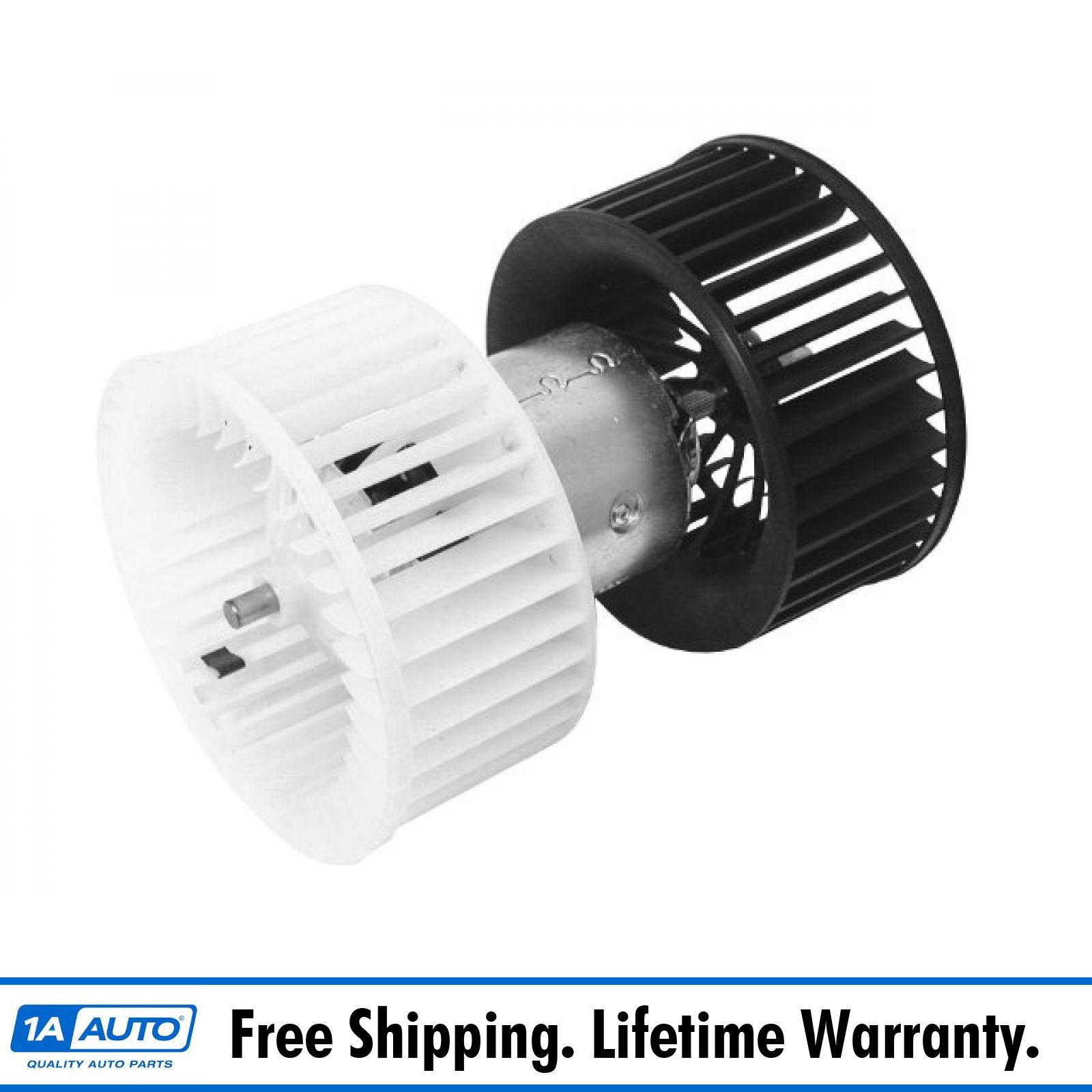 Heater Blower Motor W/ Dual Fan Cage For BMW 3 Series M3