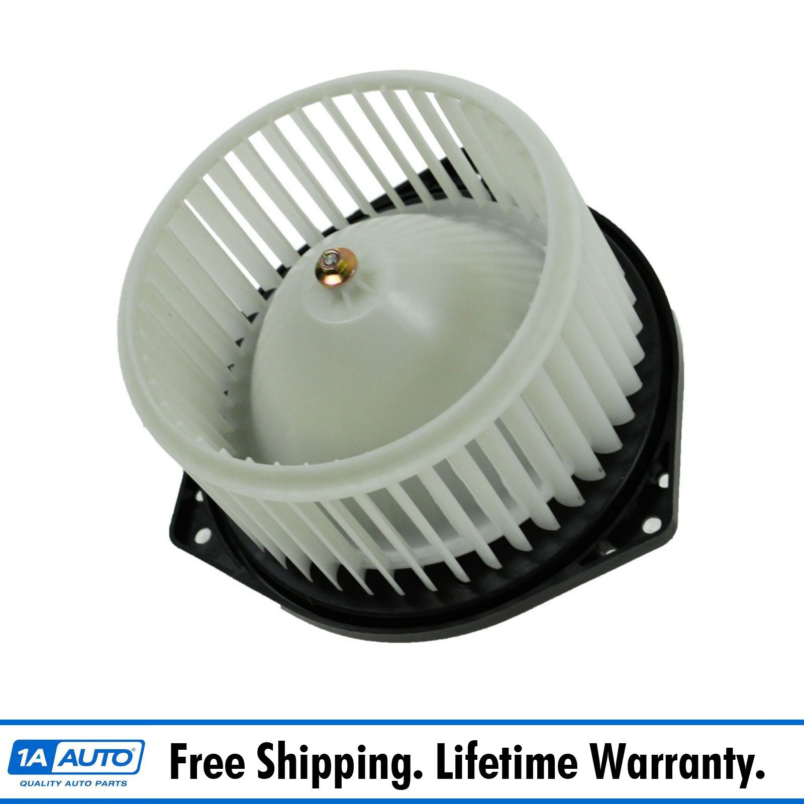 Interior Heater Blower Motor W/ Fan Cage NEW For 03-07