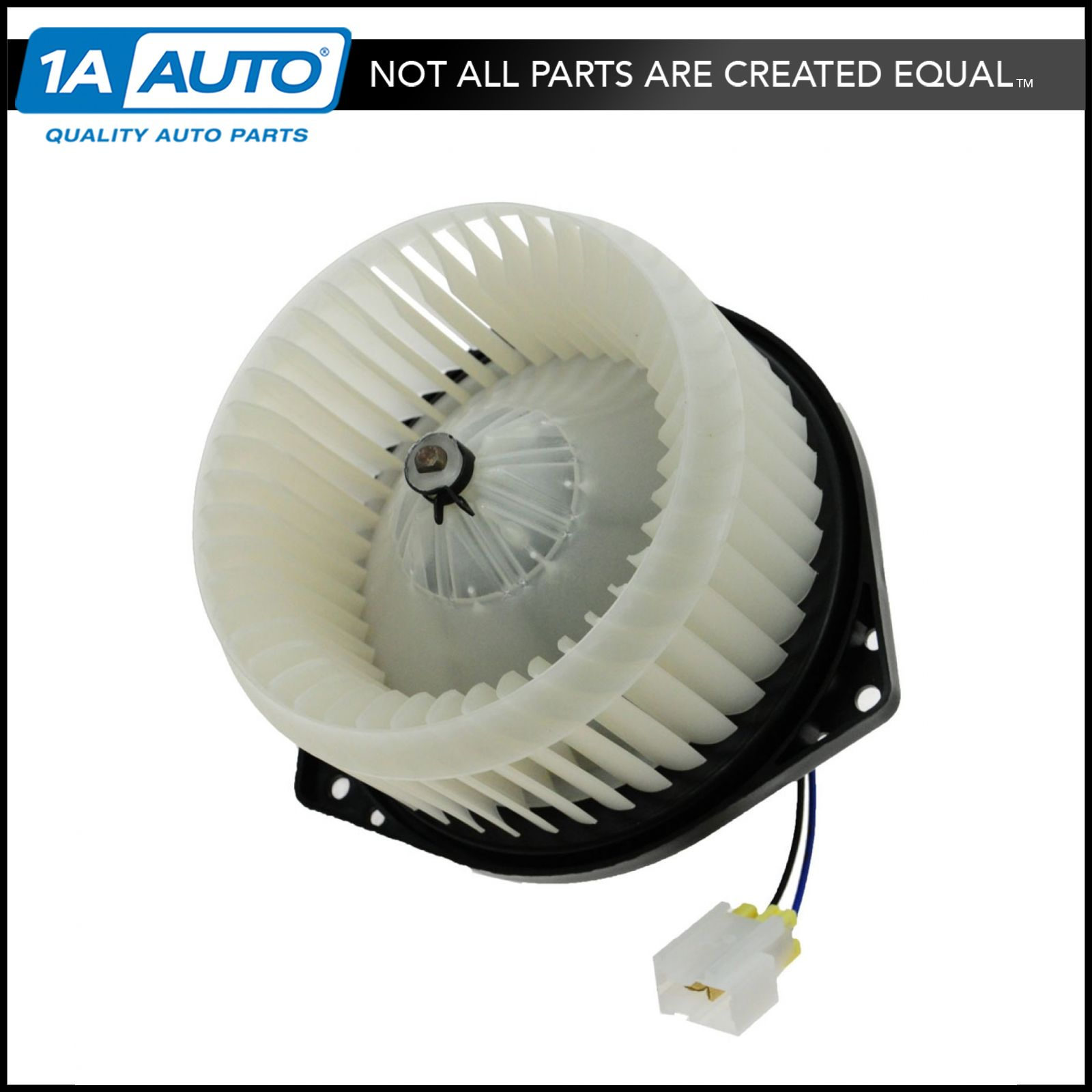 Heater A C Ac Blower Motor W Fan Cage For Sentra Forester