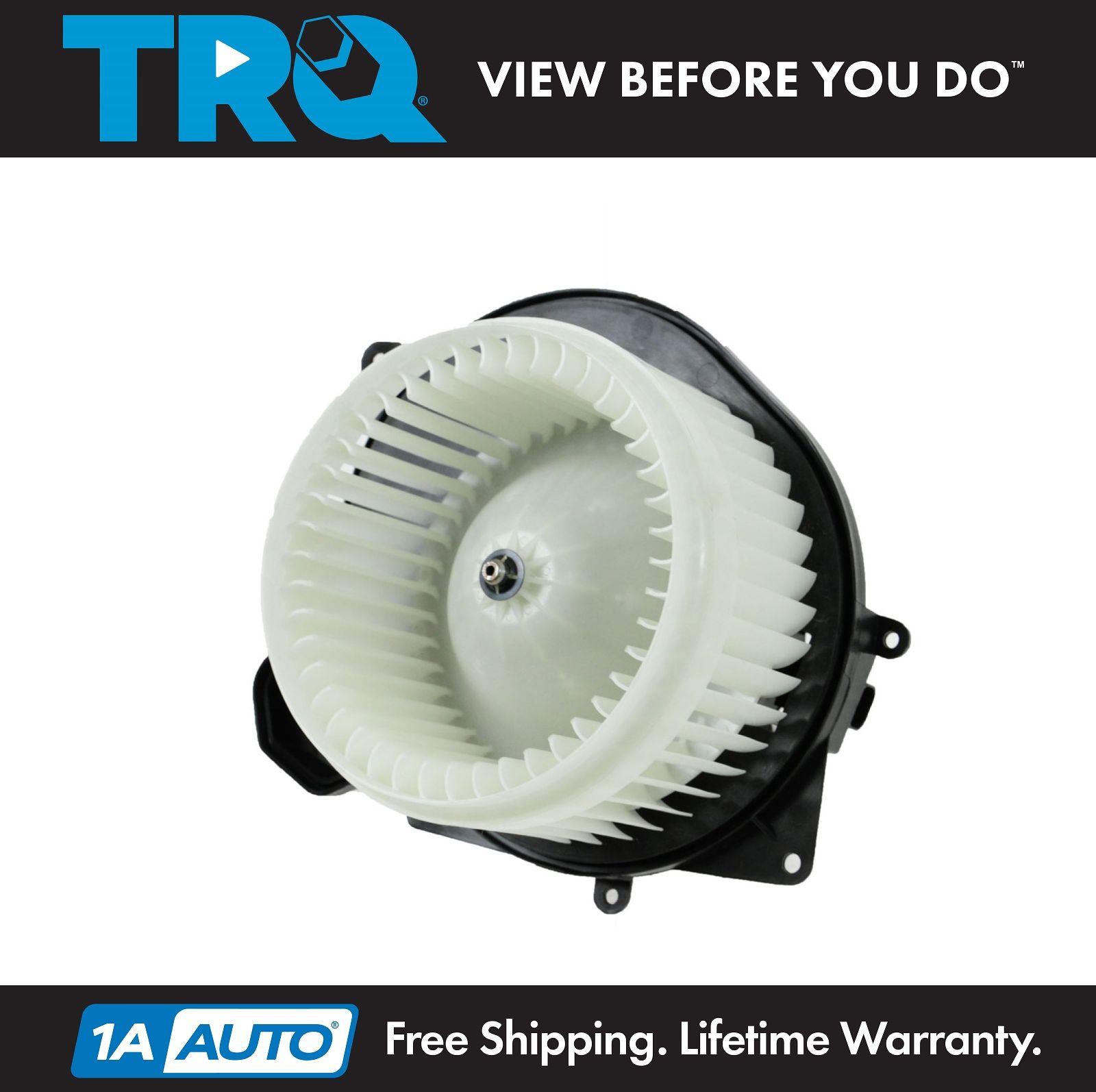 Heater Blower Motor w//Cage for Mercedes Benz SLK CLK CL C