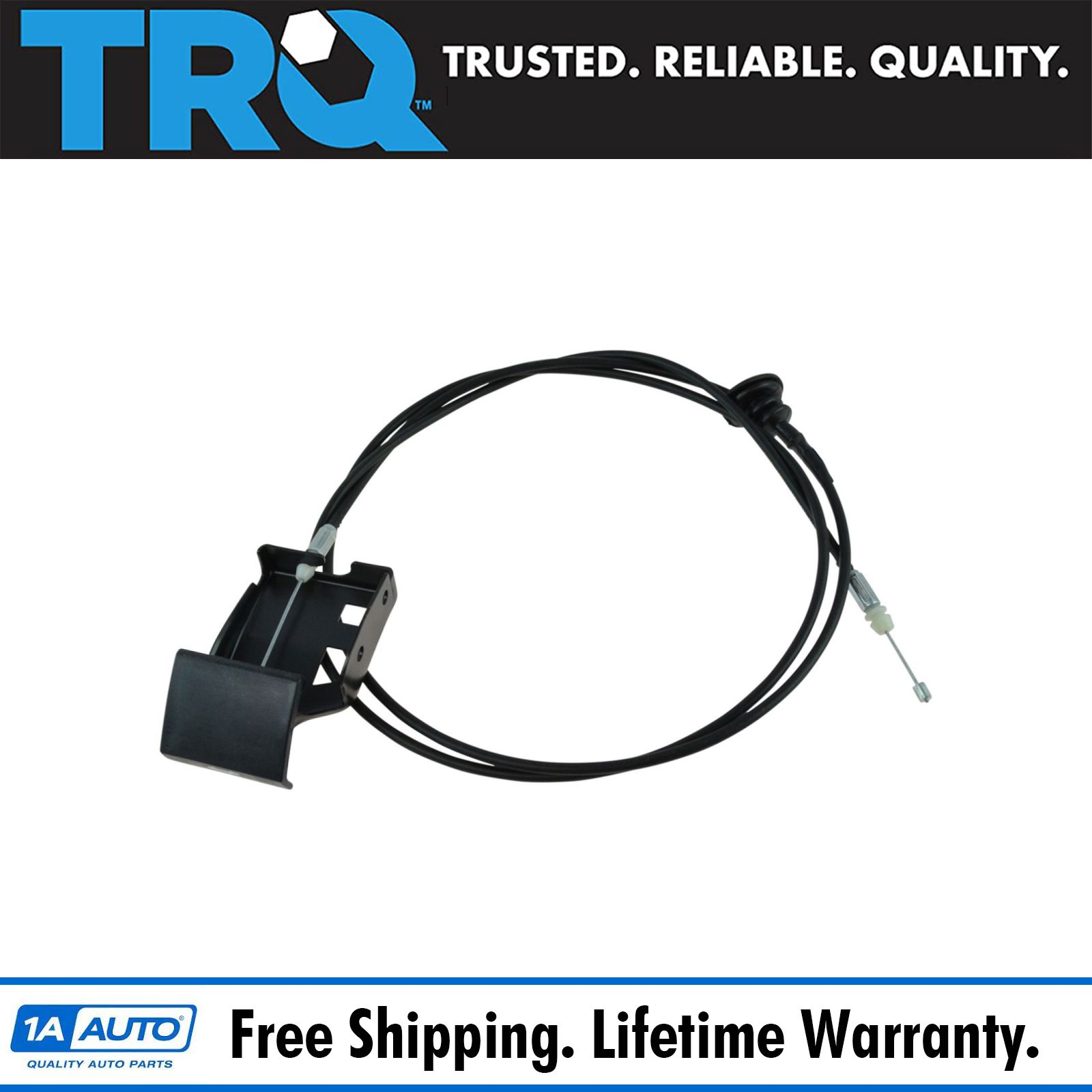 Hood Release Cable /& Pull Handle for 300 Charger Challenger Magnum New