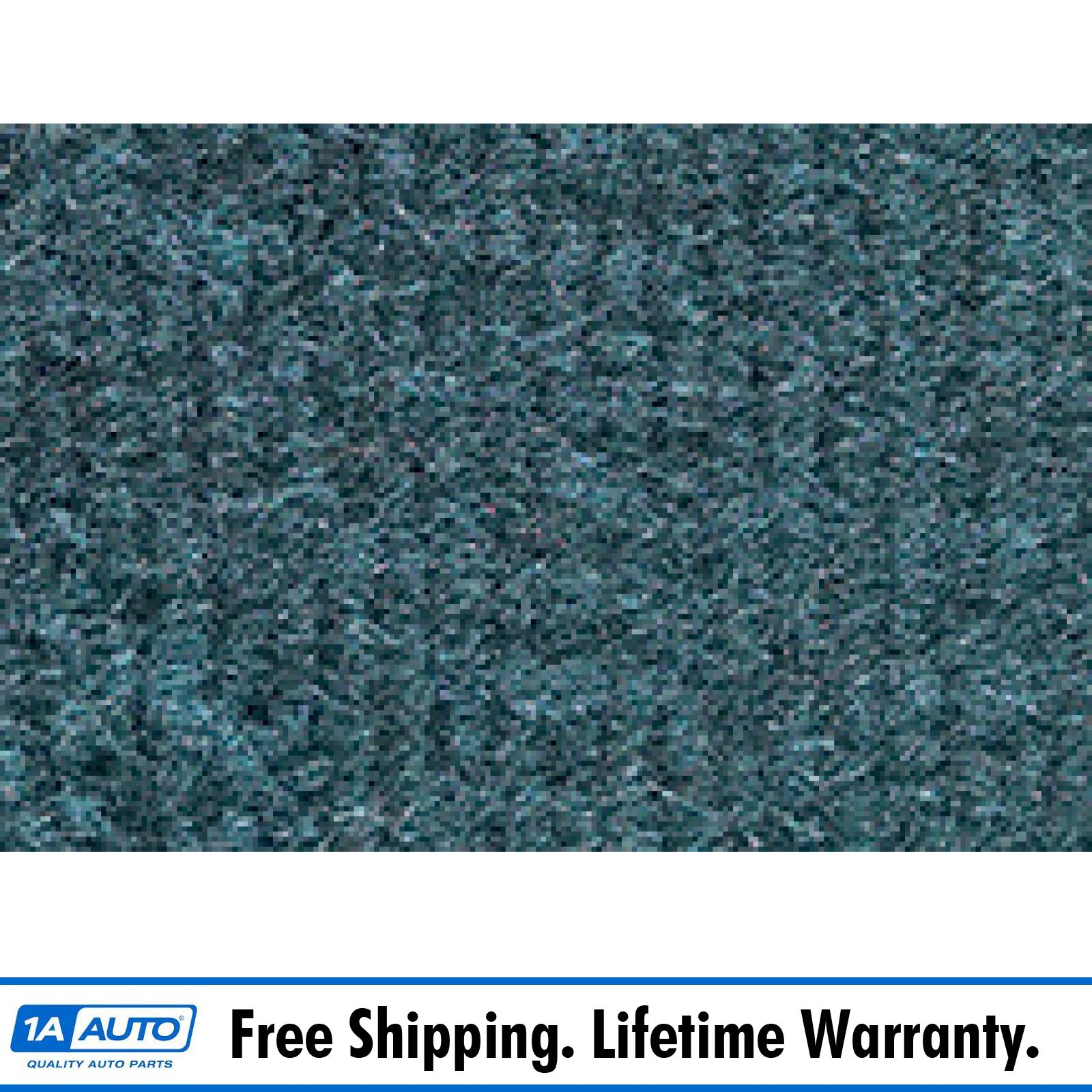 for 83-91 Montero 2 Door Cutpile 7766-Blue Passenger Area Carpet Molded