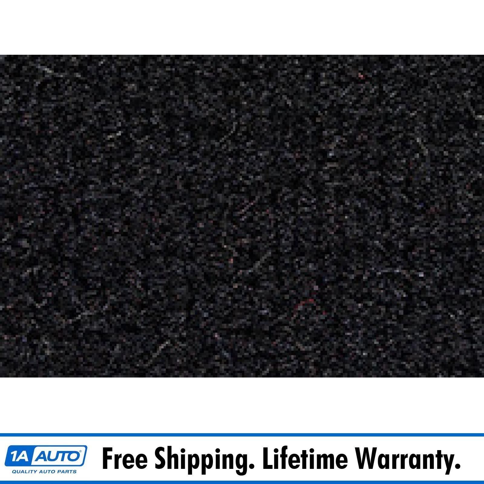 Cutpile Passenger Area 1989-1994 Isuzu Amigo Carpet Replacement