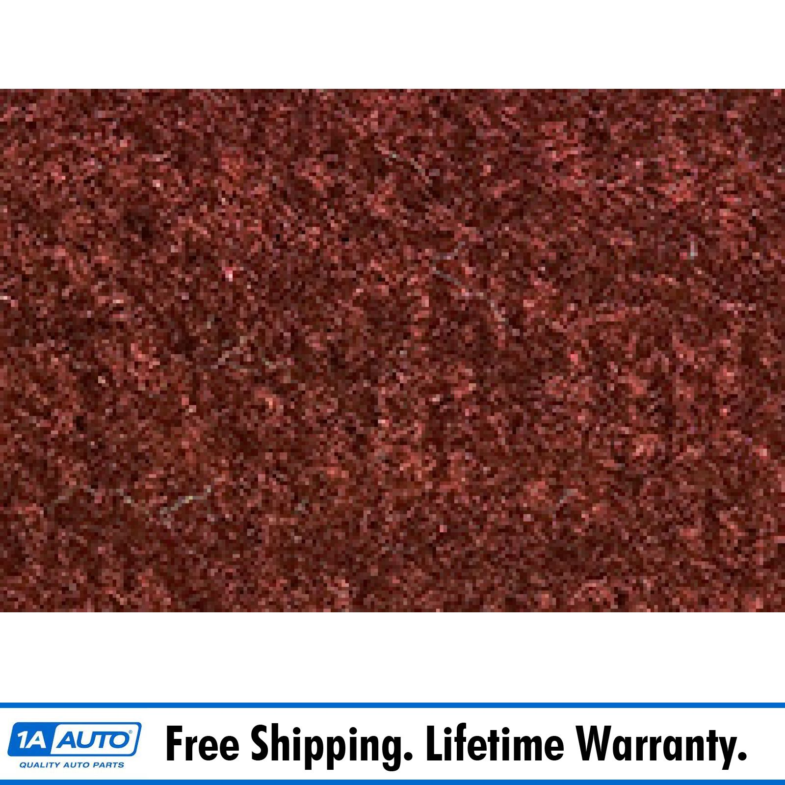 for 1987-95 Nissan Pathfinder Cutpile 9205-Cognac Passenger Area Carpet Molded