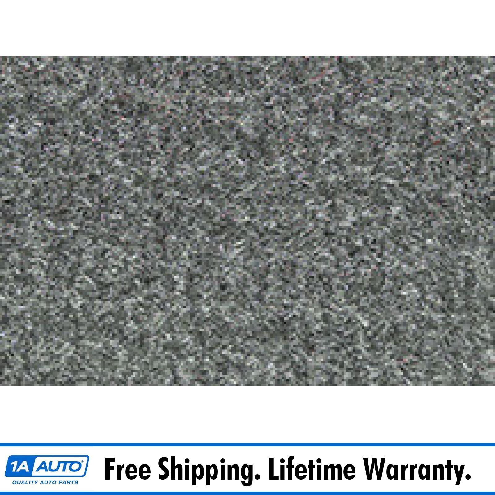 for 1992-99 Ford E150 Van Cutpile 807-Dark Gray Passenger Area Carpet Molded