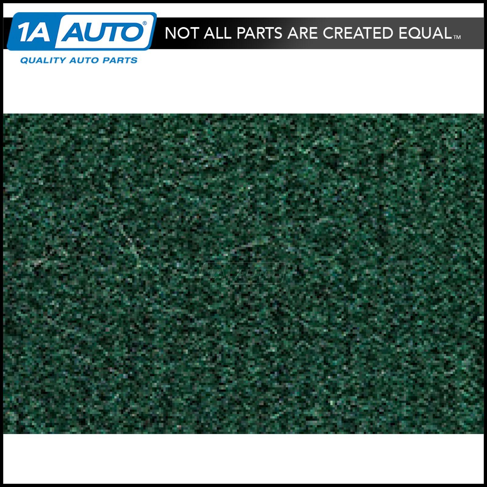for 75-79 F150 Truck Reg Cab 849-Jade Green Carpet C6 Auto Trans High Tunnel