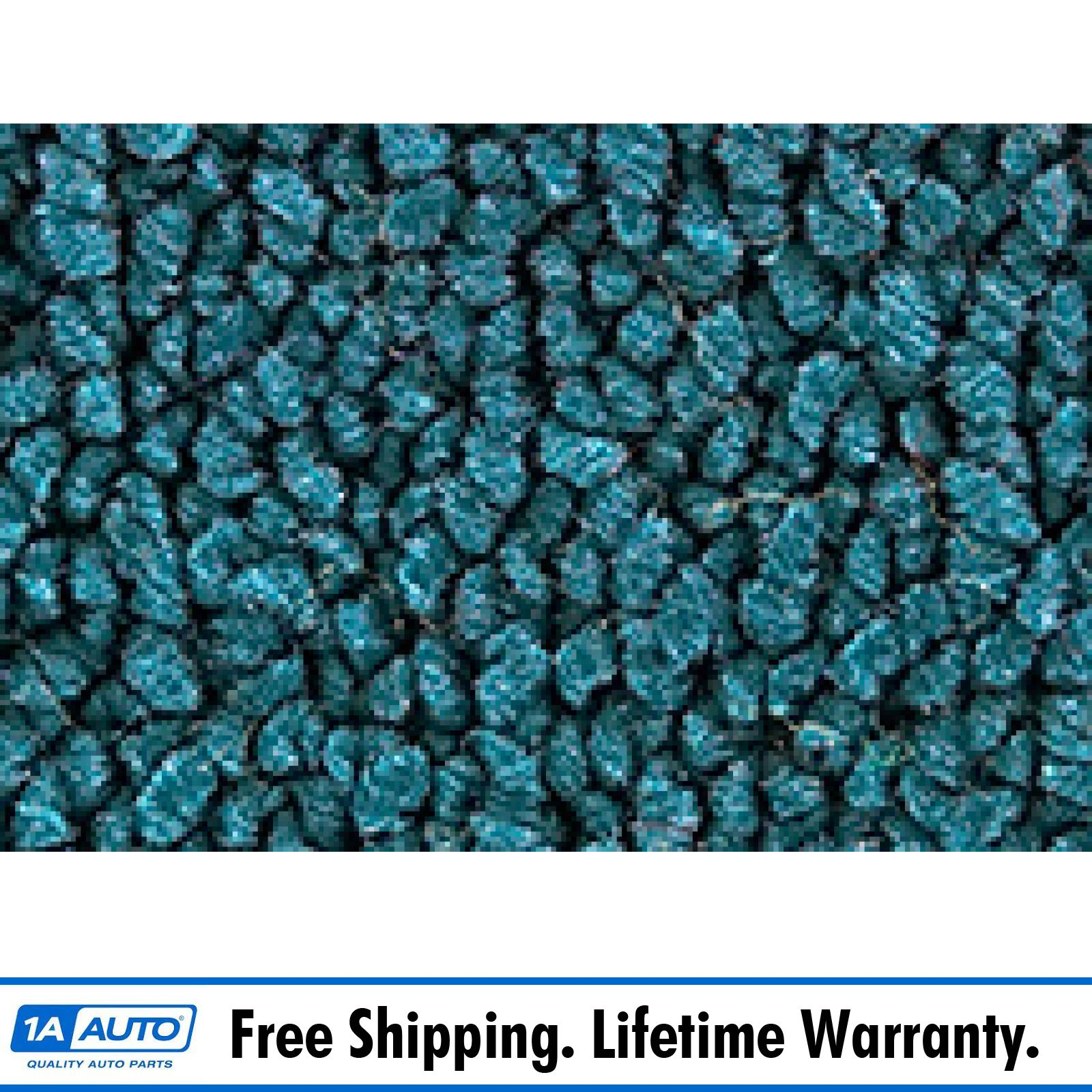 for 65-70 Deville 2 Door 80//20 Loop 17-Bright Blue Complete Carpet Molded