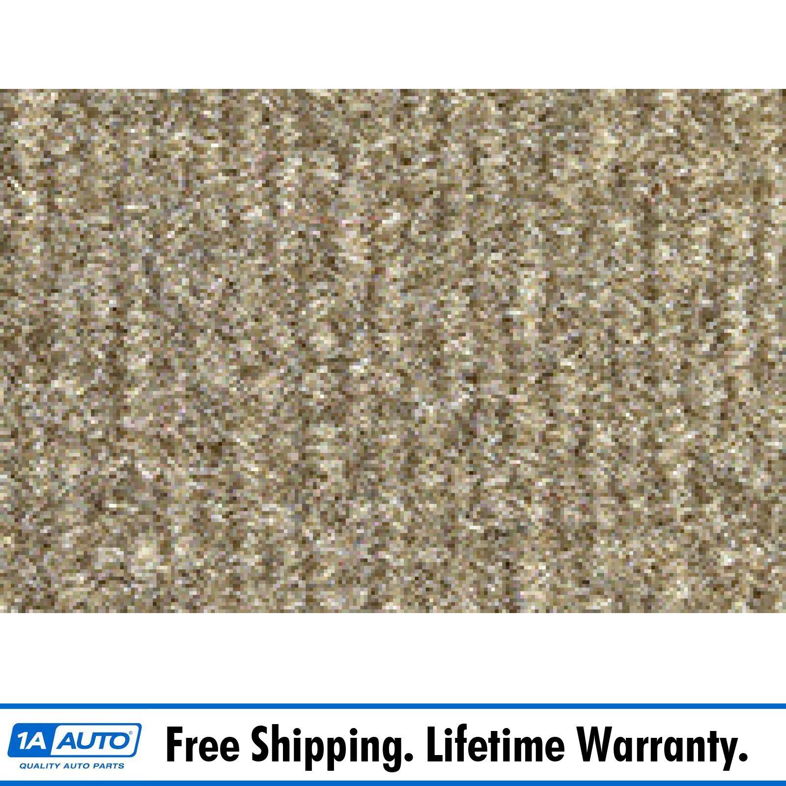 for 00-06 GMC Yukon XL 1500 Cargo Area Carpet 801 Black Cutpile Molded