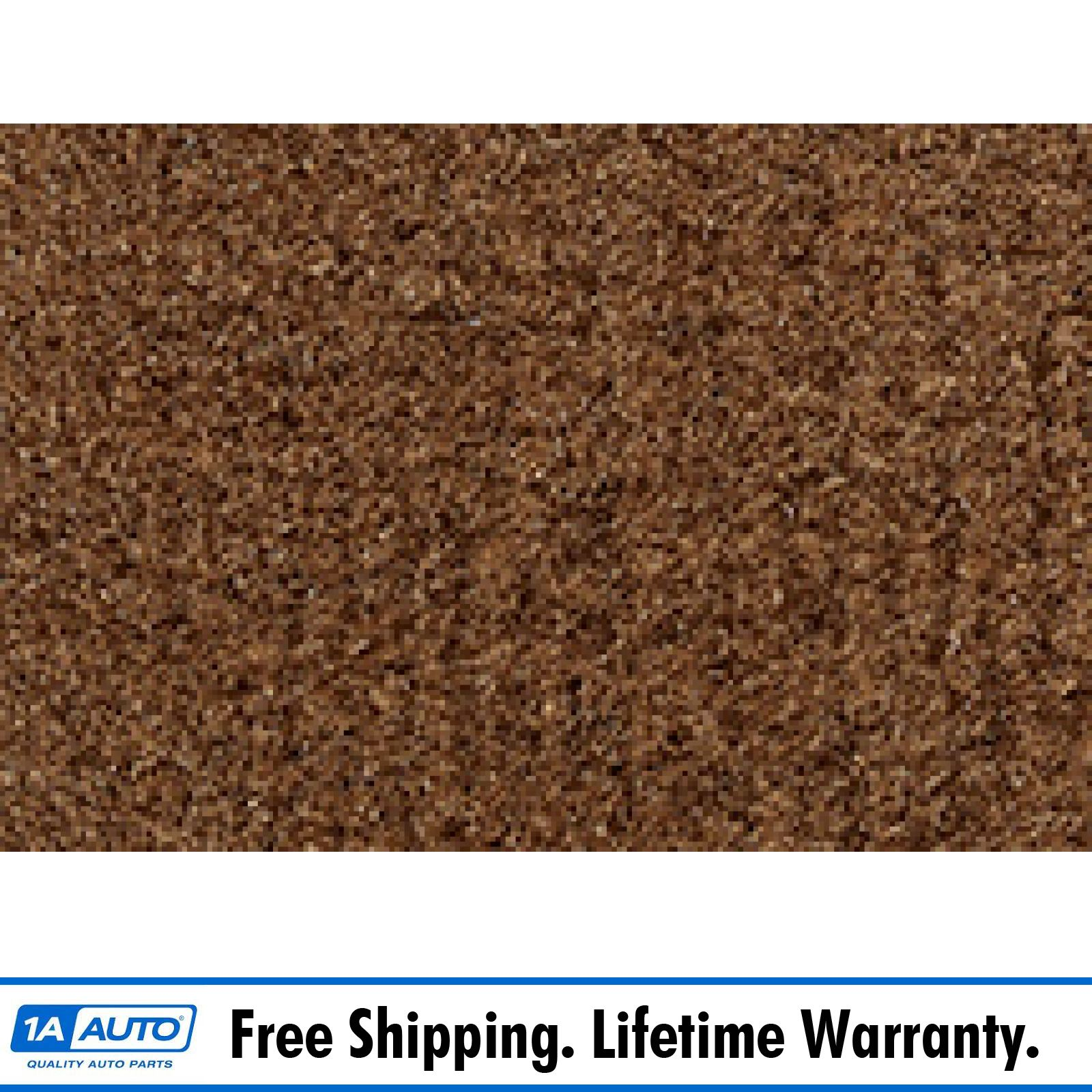 for 1976-86 Jeep CJ7 Cutpile 8296-Nutmeg Complete Carpet Molded