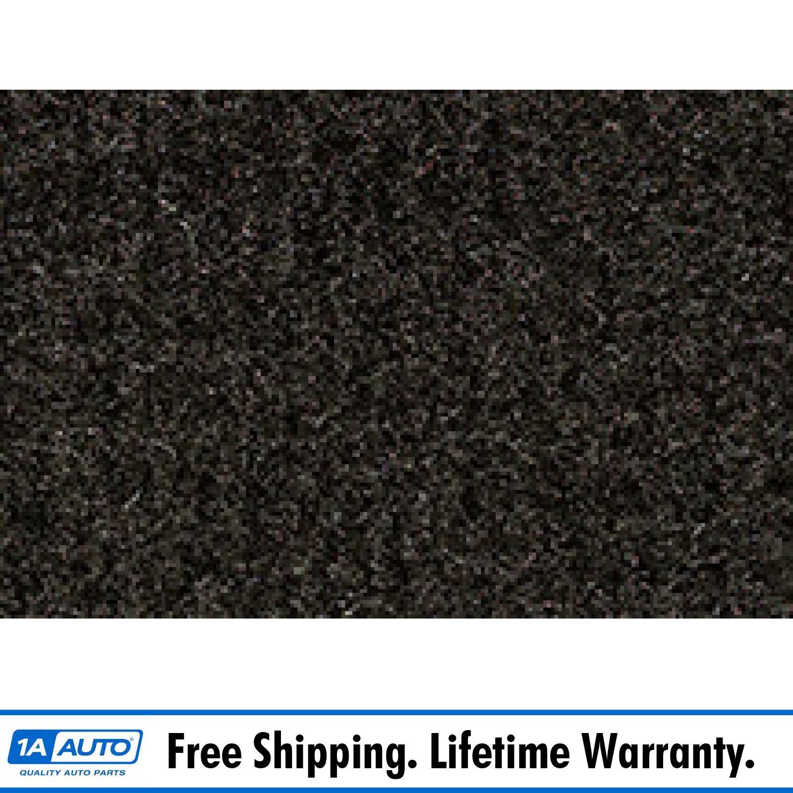 67-72 Chevy//GMC K10 4WD Truck Custom Molded Cutpile Black Carpet Kit Made in USA