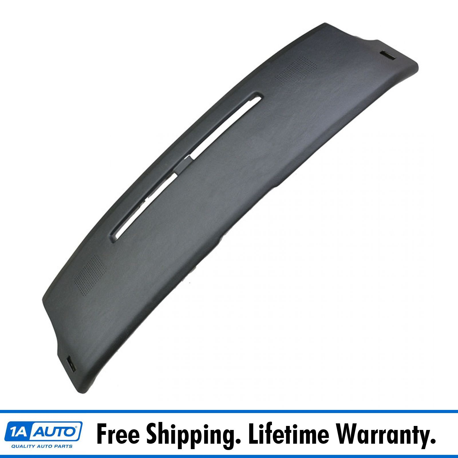 Molded Dash Board Pad Cover Cap Black NEW for 84-92 Chevy Camaro ...
