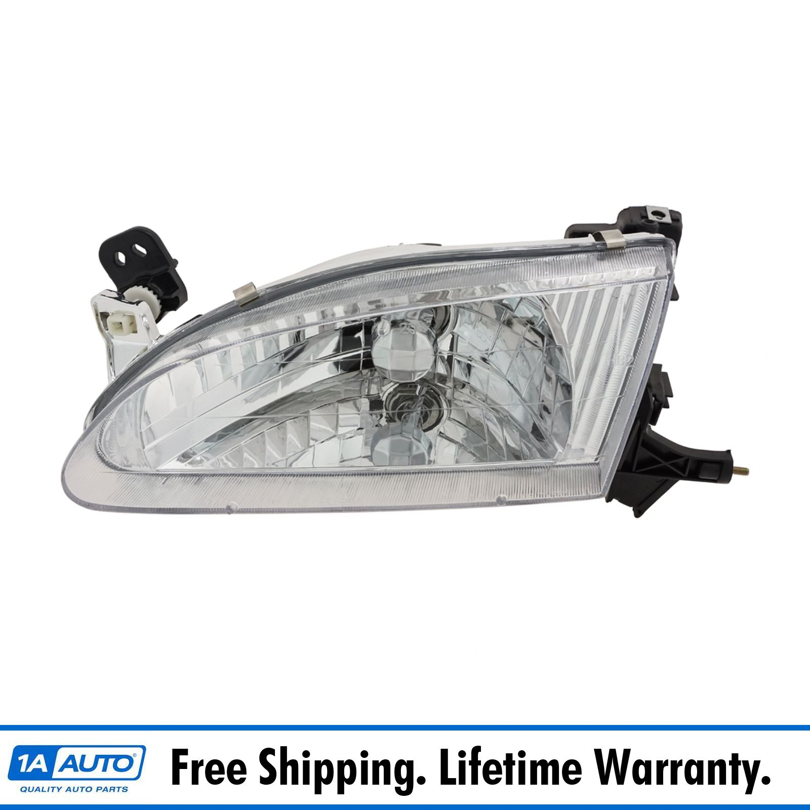Details About Headlight Headlamp Driver Side Left Lh New For 98 00 Toyota Corolla