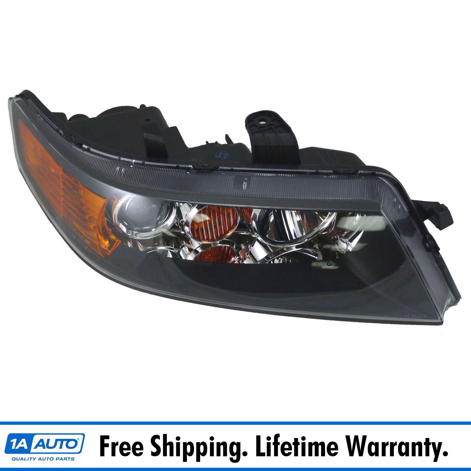Headlight Headlamp Passenger Side Right RH NEW For 06-08