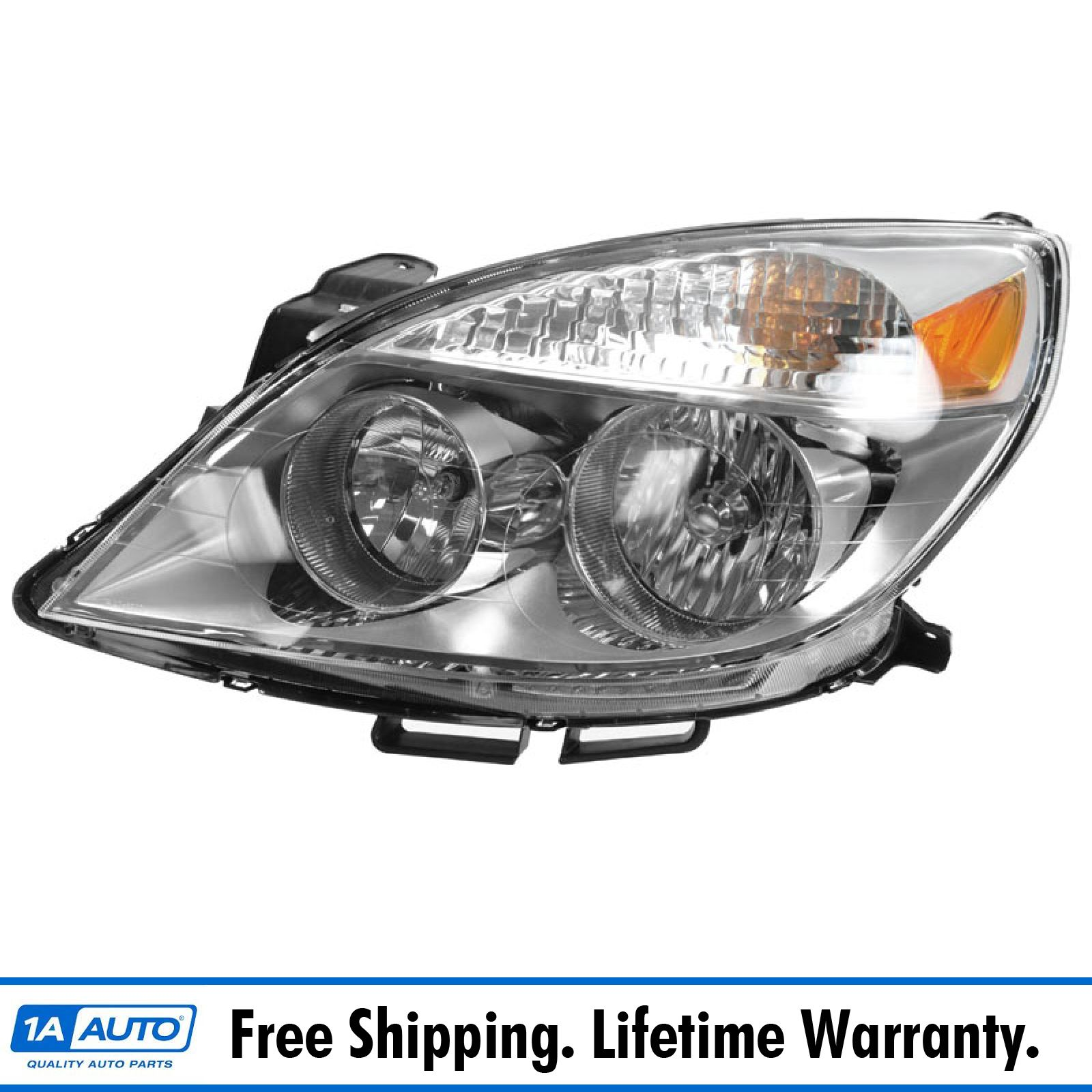 07-09 Saturn Aura Driver Side Tail Light Lamp Assembly