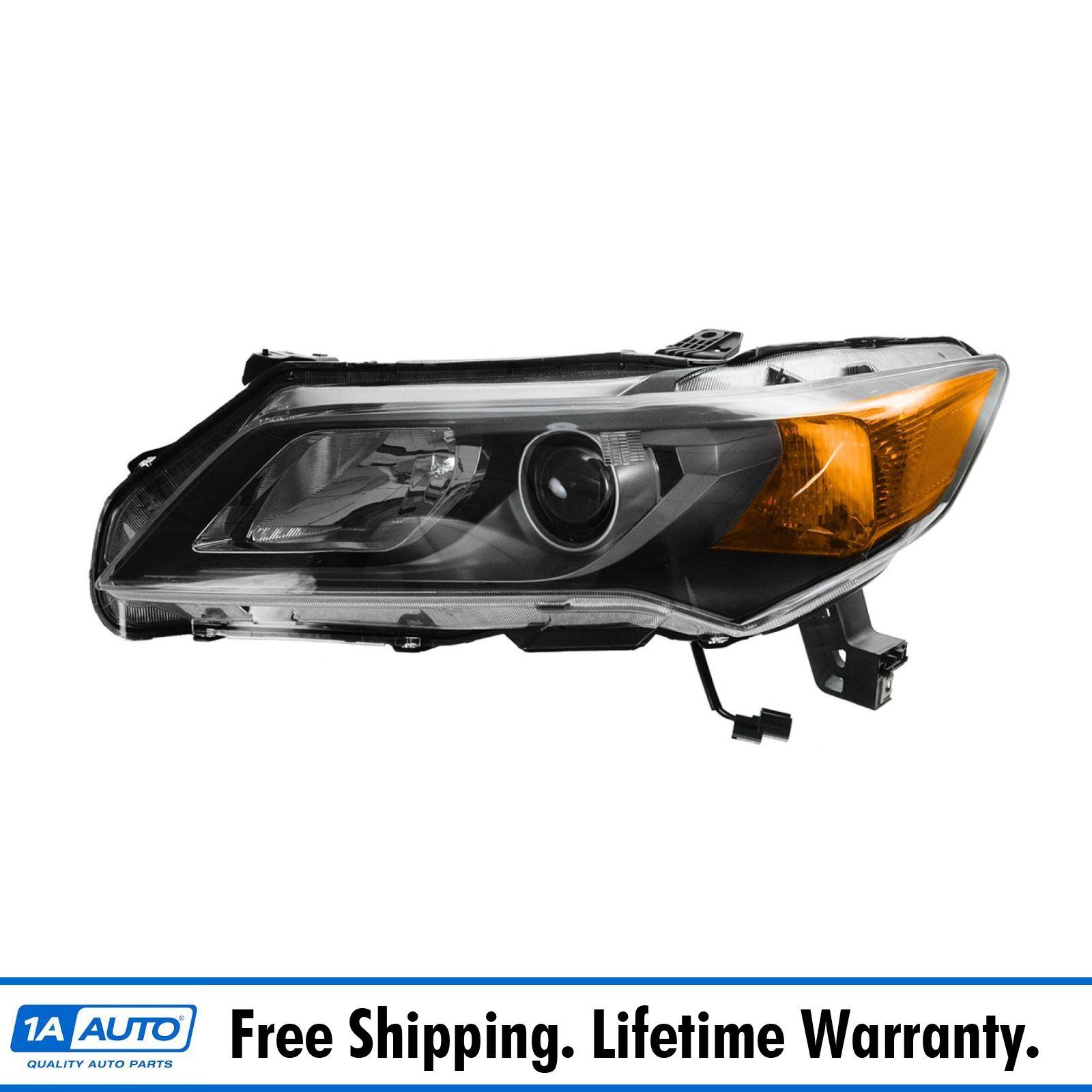 Headlight Headlamp Light Lamp Halogen Left Hand Driver