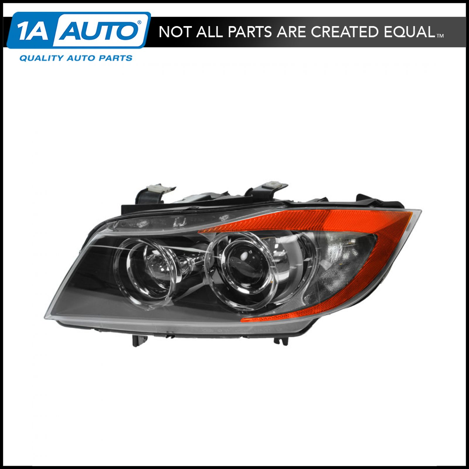 Details about HELLA Bi-Xenon HID Adaptive Headlight Driver Side Left LH for  BMW E90 3 Series