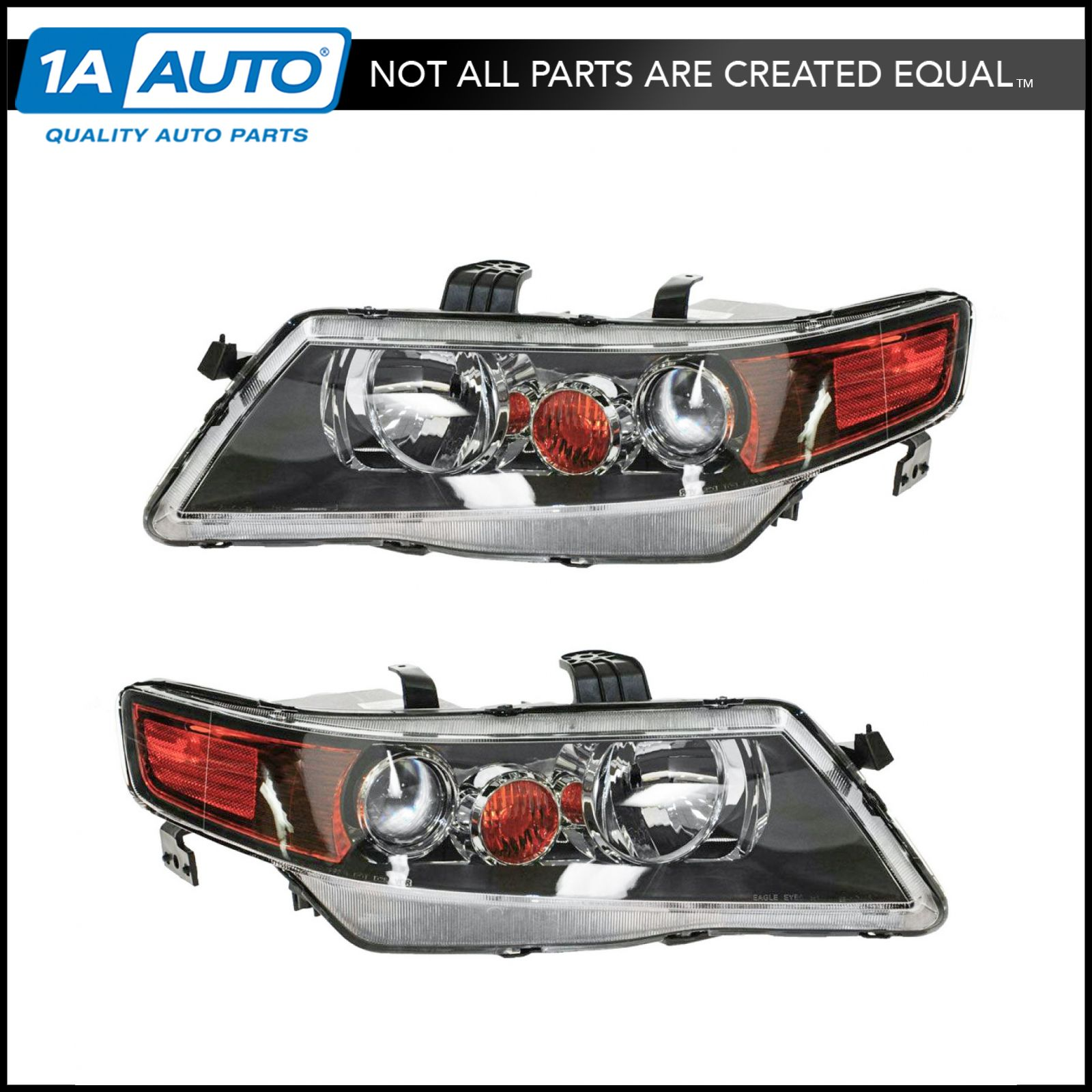 HID Xenon Headlight Headlamp Driver Side Left LH NEW for 04-05 Acura TSX