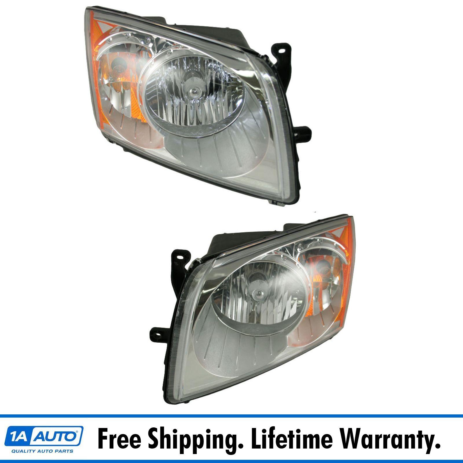 93-99 VW Jetta Headlight Headlamp Front Head Light Lamp Right Passenger Side DOT