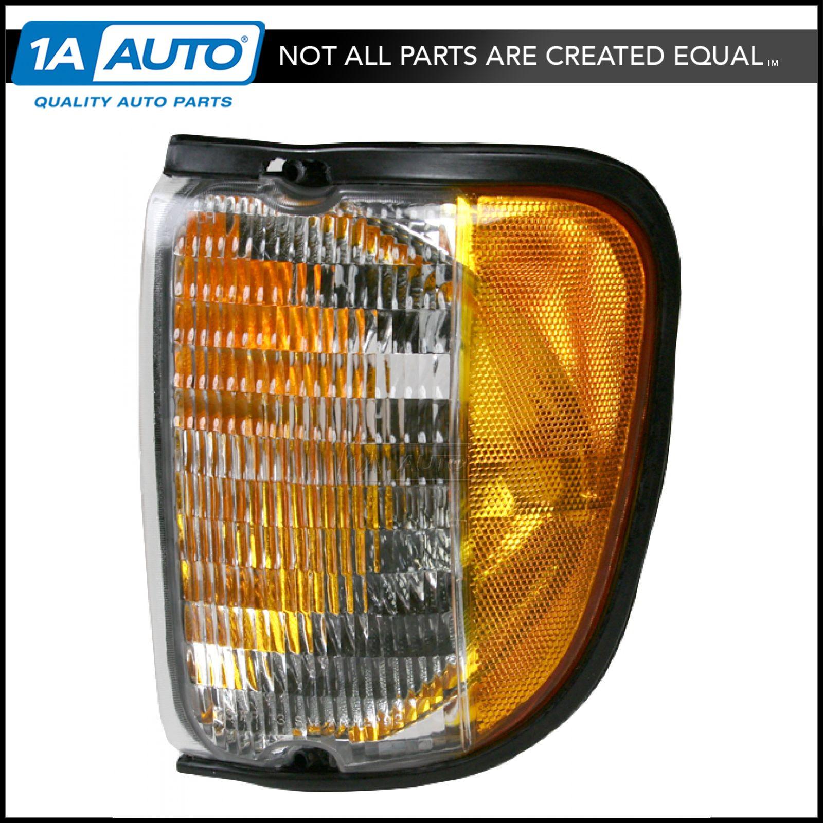 Details about Side Corner Parking Light LH Left for 92- 00 Ford Econoline  E150