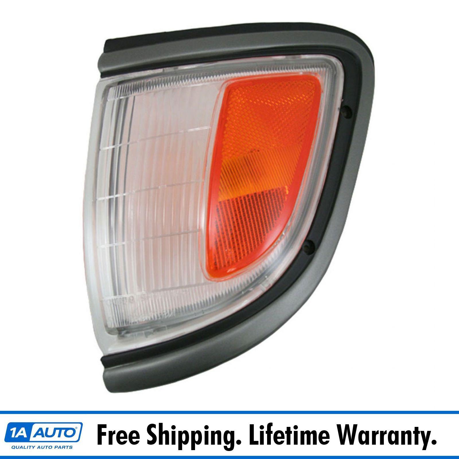 For 95-96 Tacoma 2WD Park Corner Light Turn Signal Marker Lamp Left Driver LH