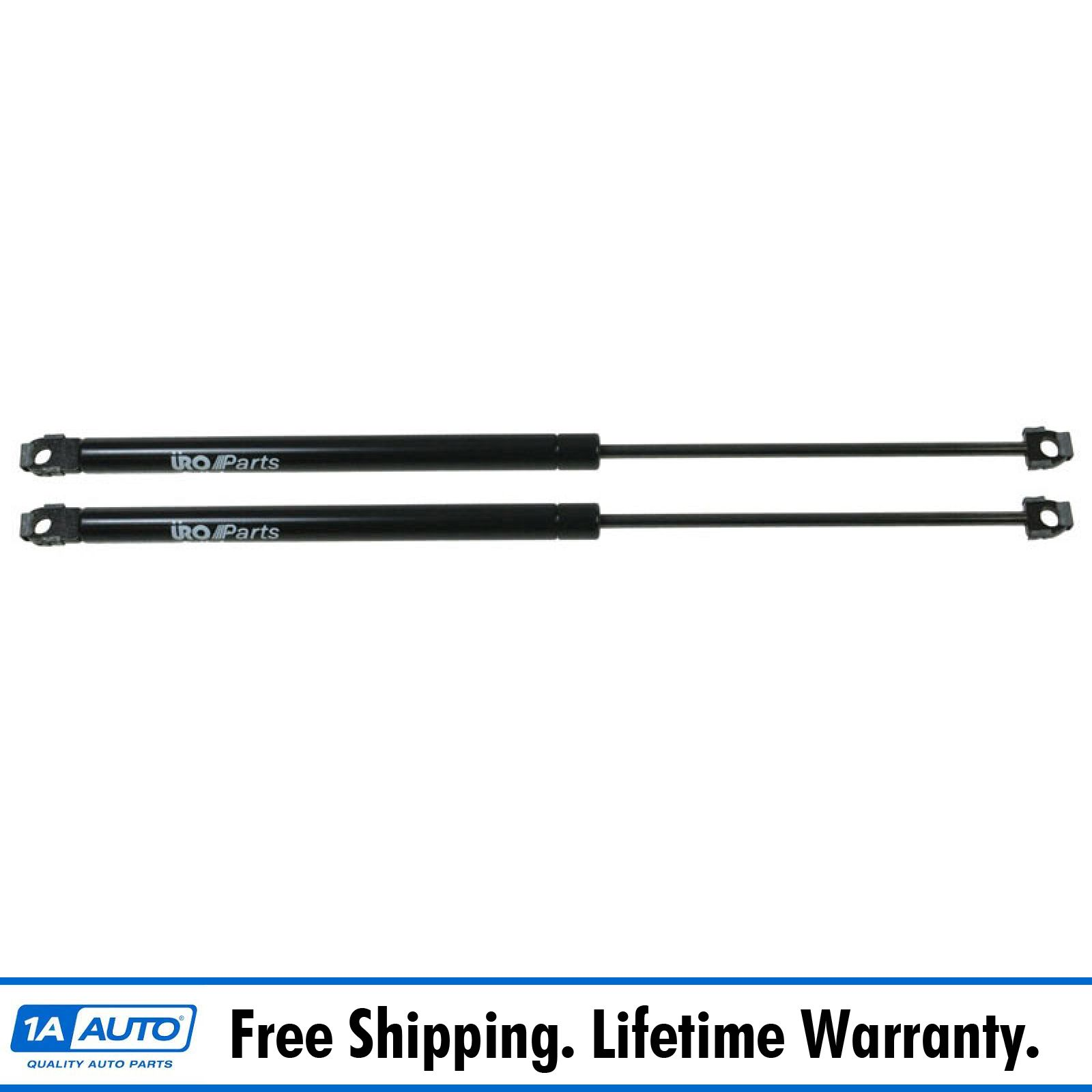 For BMW E36 3 Series Coupe Conv Pair Set of 2 Hood Lift Support Shocks Struts